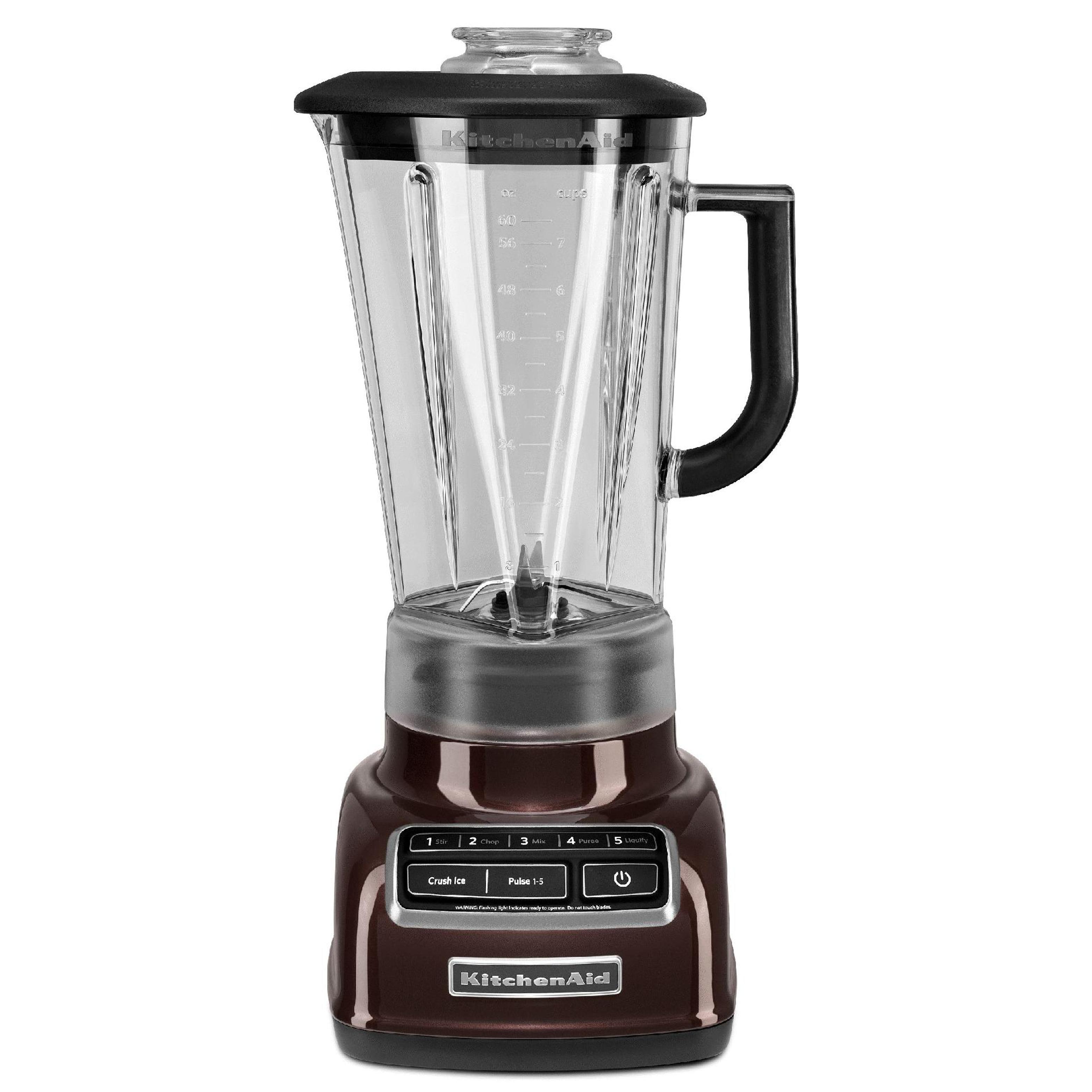 Kitchenaid 5 Speed Diamond Blender In Espresso Sears