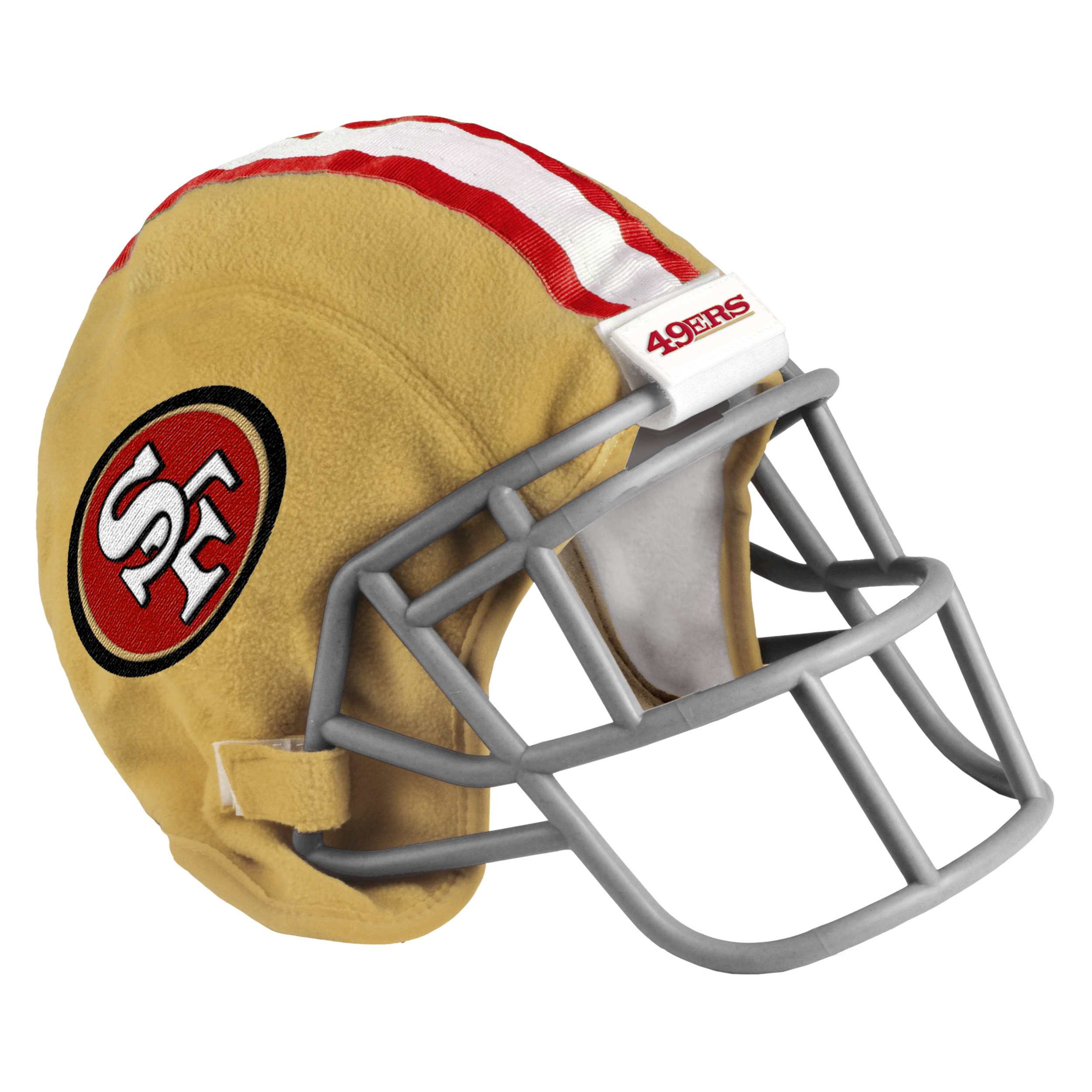 cd4d240d3 NFL San Francisco 49ers Helmet Hat Fitness   Sports Fan Shop NFL on ...