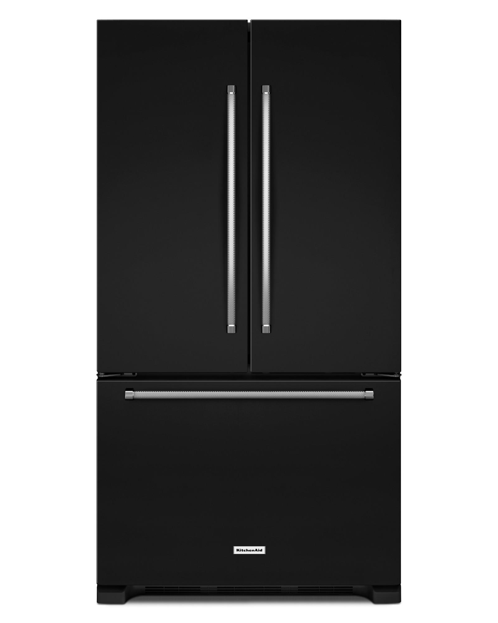 KitchenAid KRFC300EBL 20 cu ft Counter Depth French Door