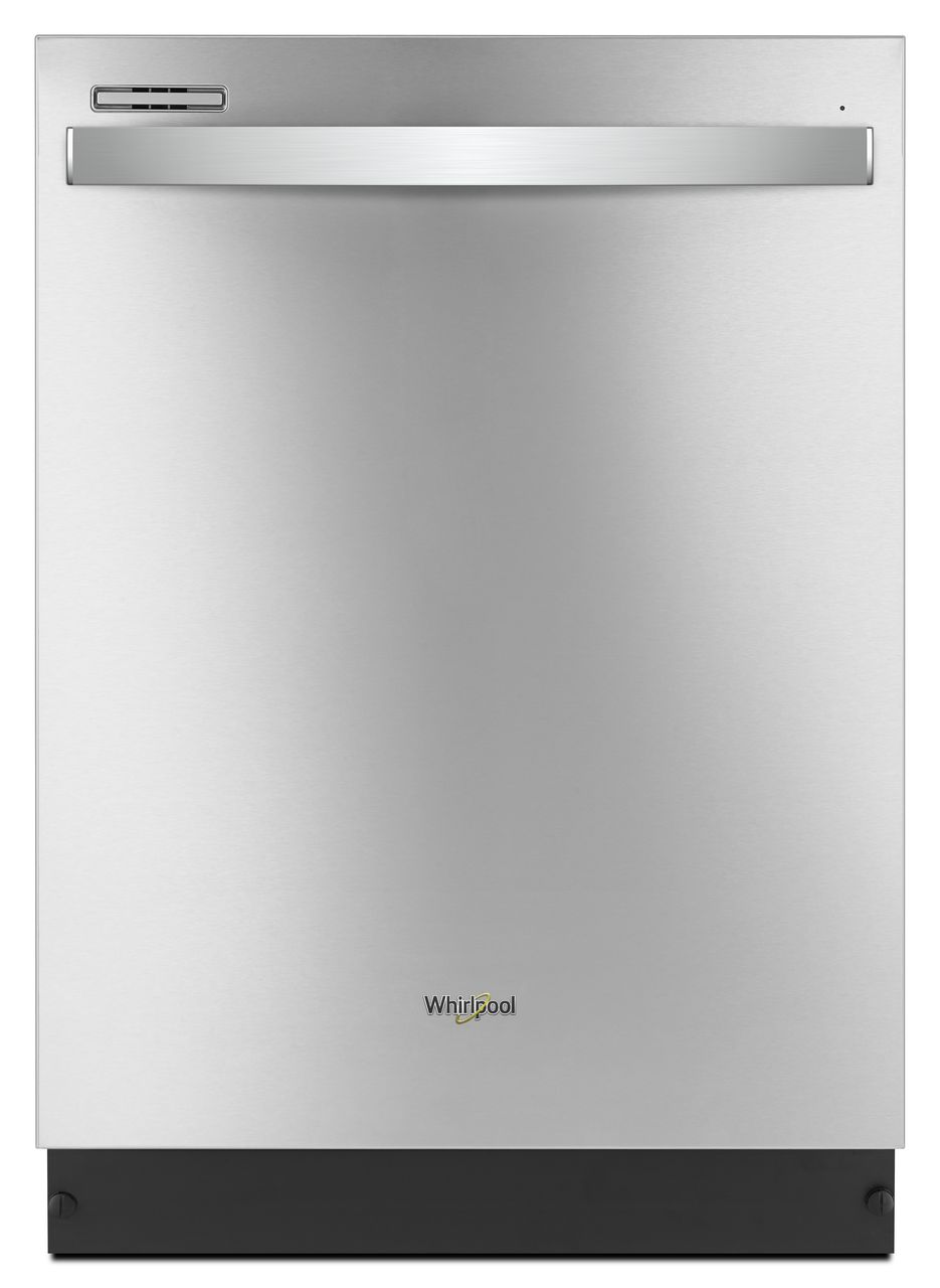 Whirlpool WDT710PAHZ 24-inch Dishwasher with Sensor Cycle - Stainless Steel