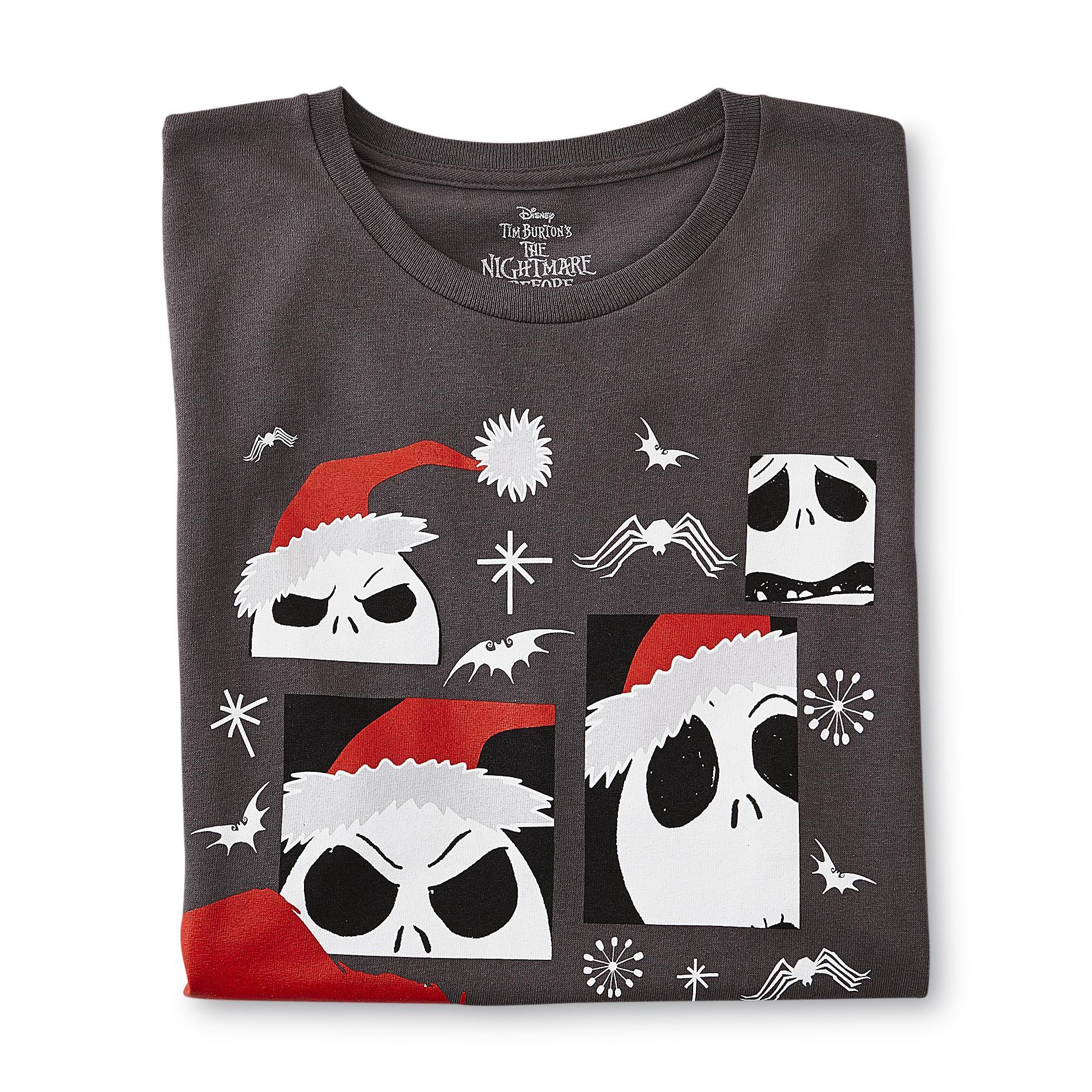 Disney The Nightmare Before Christmas Men's Graphic T-Shirt