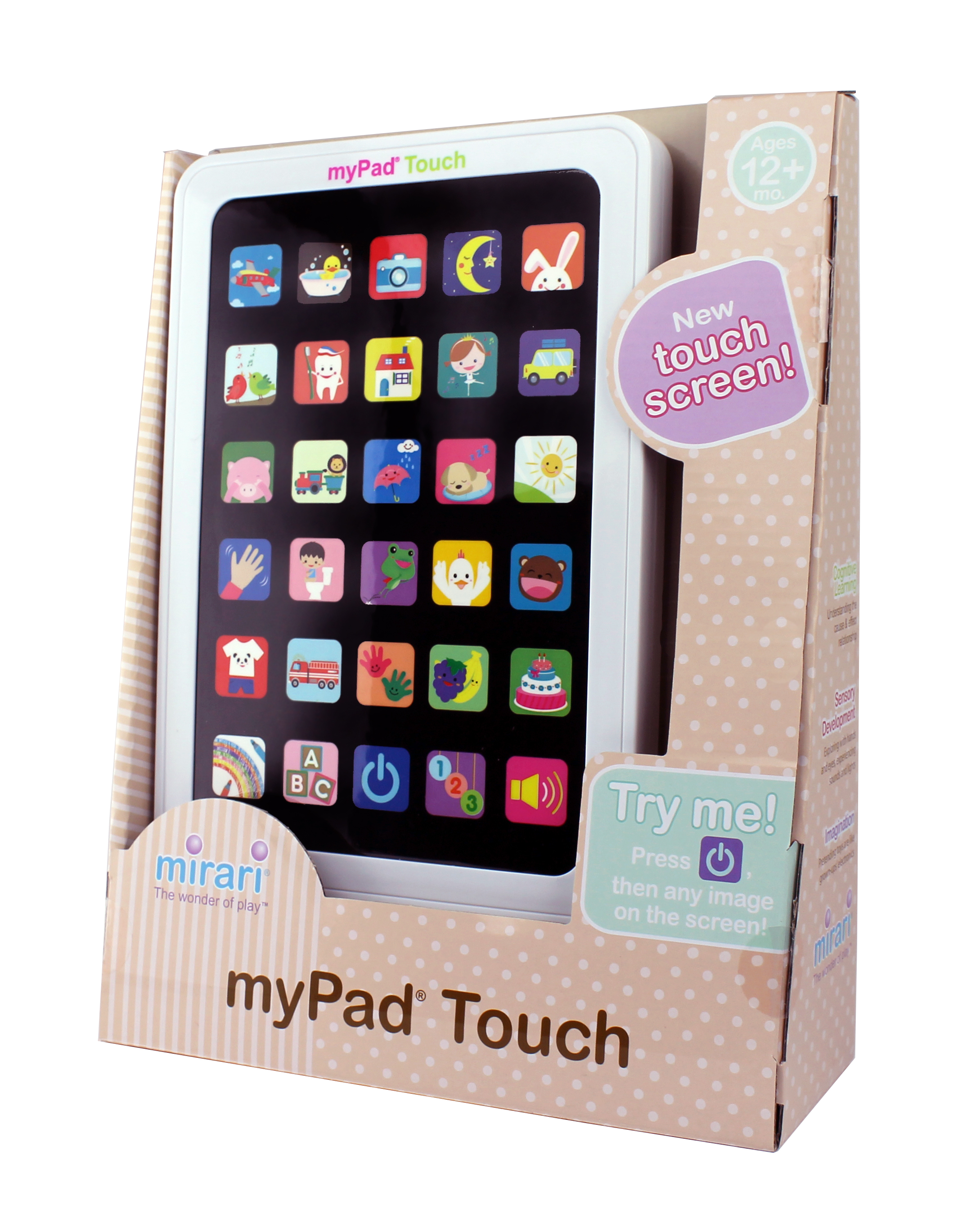 Patch Products myPad® Touch