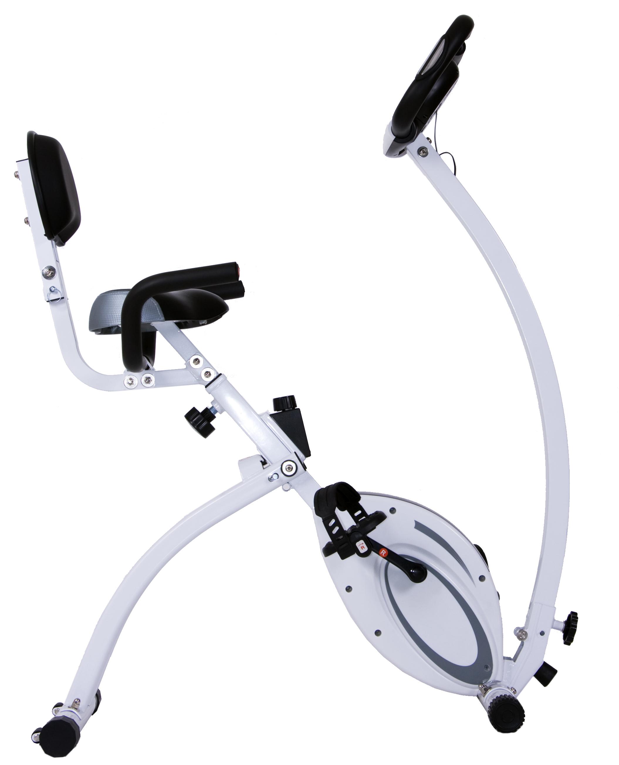 Body Rider XRB638 2-in-1 Folding Upright / Recumbent Bike