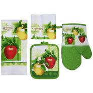 Delicious Orchards Kitchen Linens Set - 7-pc. at Kmart.com