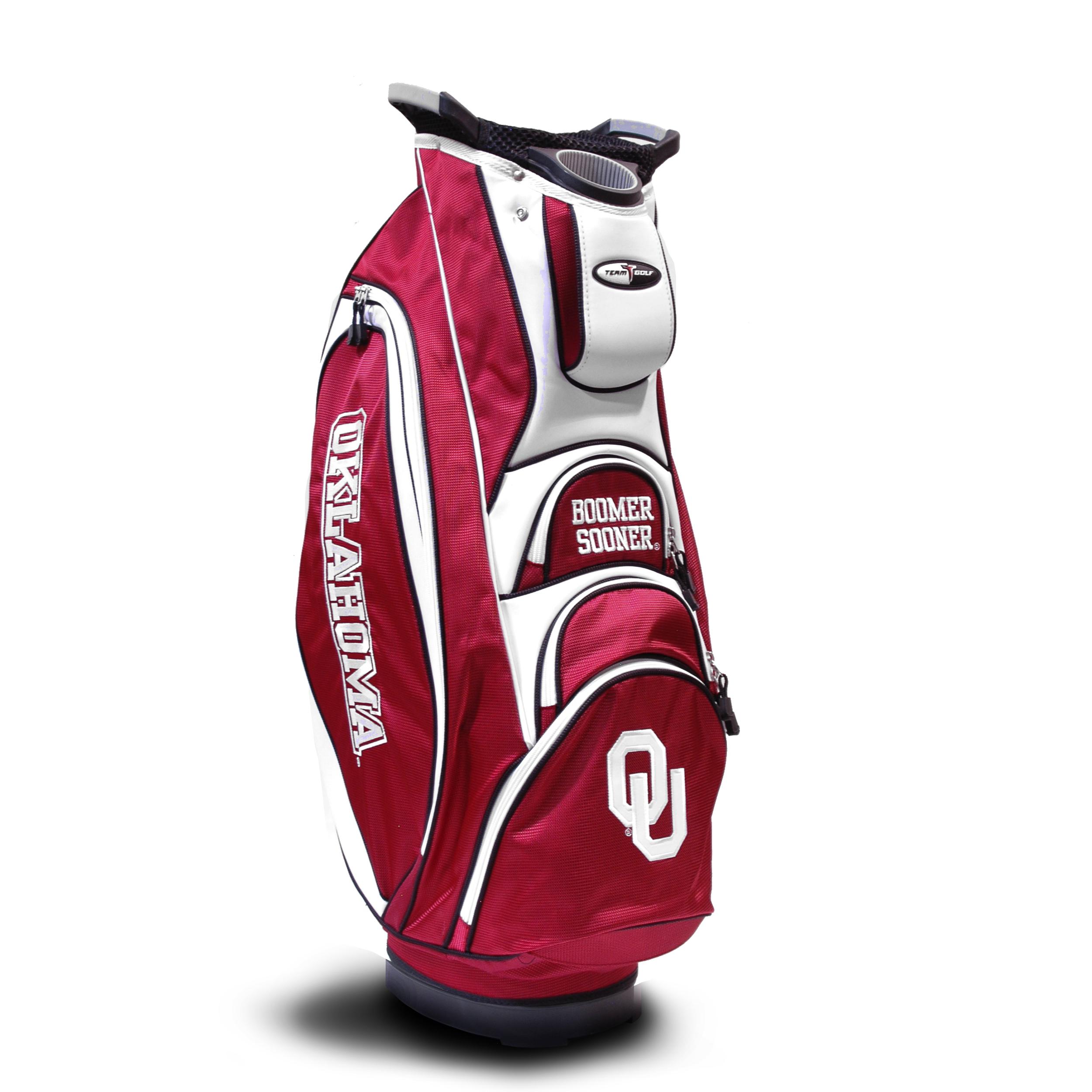 Team Golf NCAA Cart Bag Oklahoma