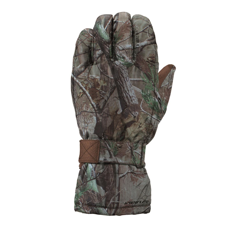 Seirus Innovation HWS Mountain Challenger Glove Men-Realtree Xtra Med