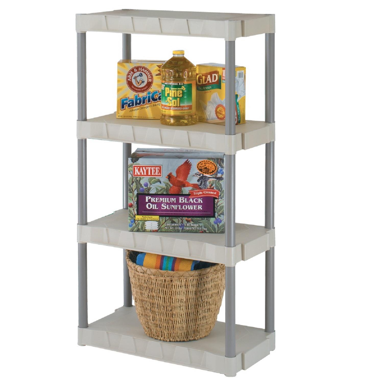 Plano Plano 4 Shelves Interlocking Shelf Unit -31