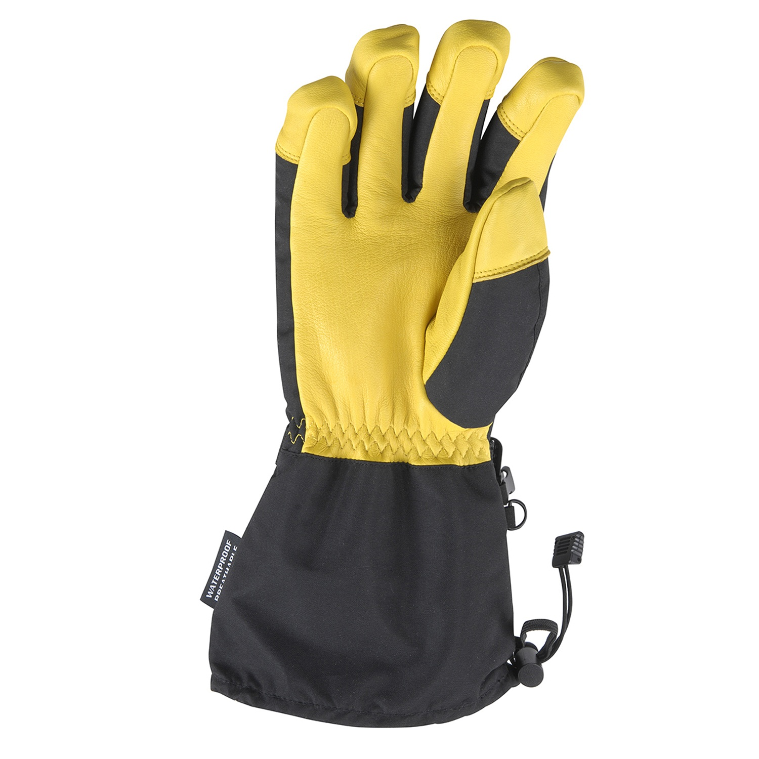 Wells Lamont ComfortHyde Men's Extended Cuff Waterproof Glove, Size Large PartNumber: 00647303000P KsnValue: 9141107 MfgPartNumber: 4011606