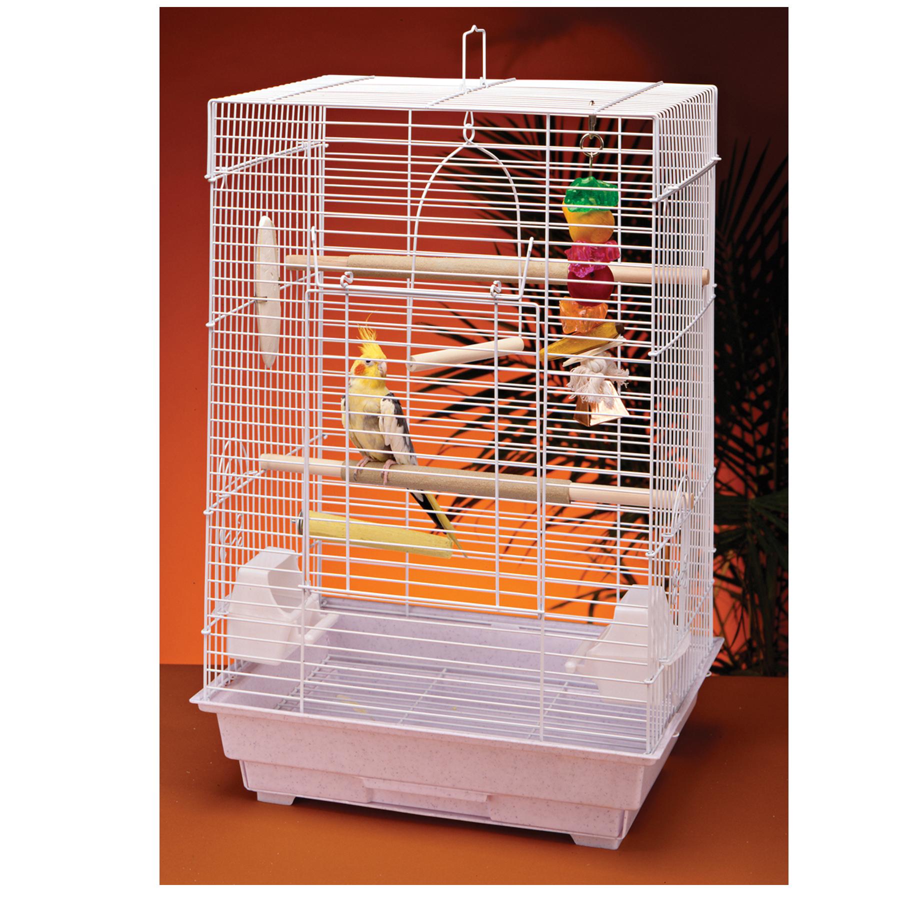 Bird Life Medium Bird Kit - White / Square PartNumber: 029V008174201000P KsnValue: 8174201 MfgPartNumber: BCK4