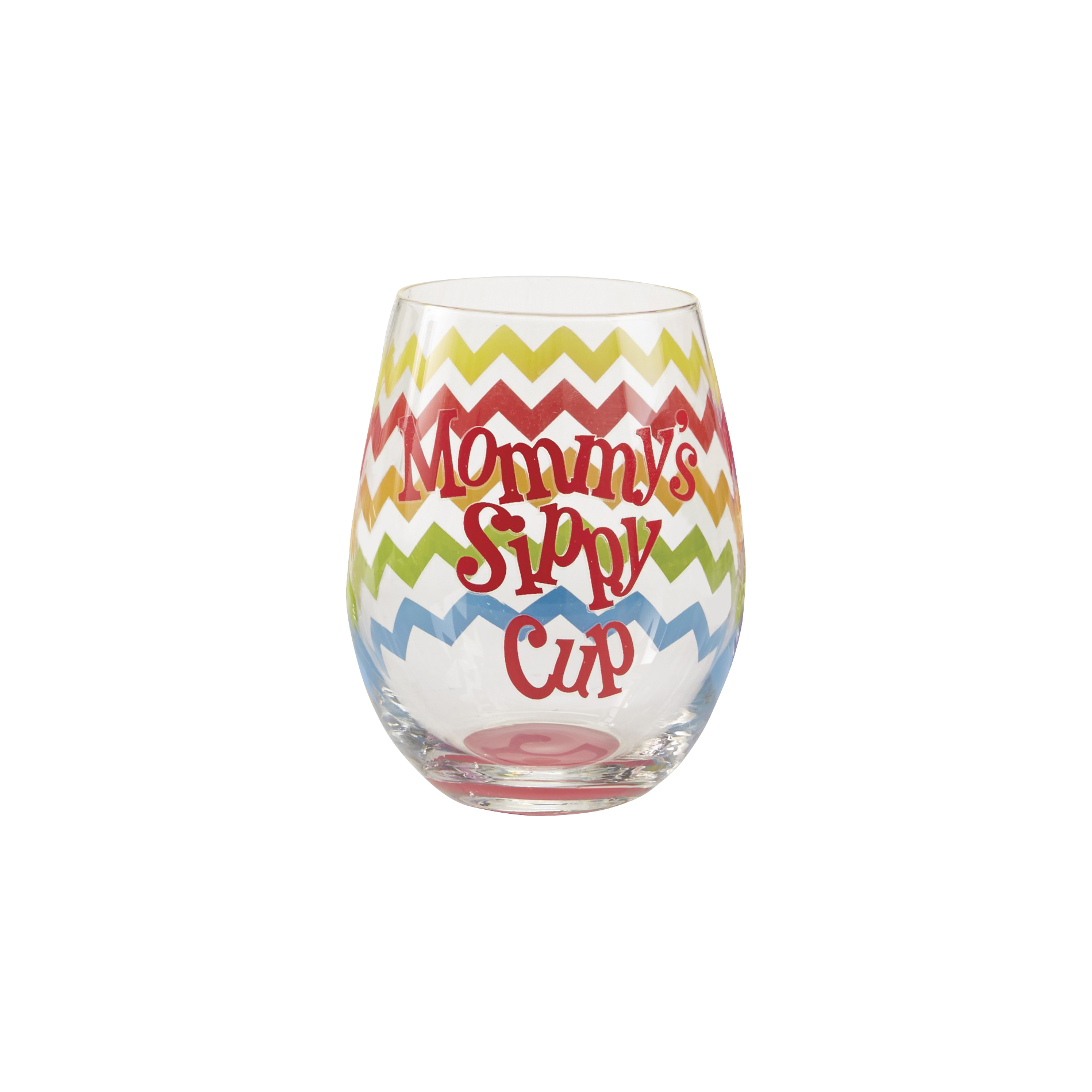 Image of Stemless Wine Glass - Mommy's Sippy Cup