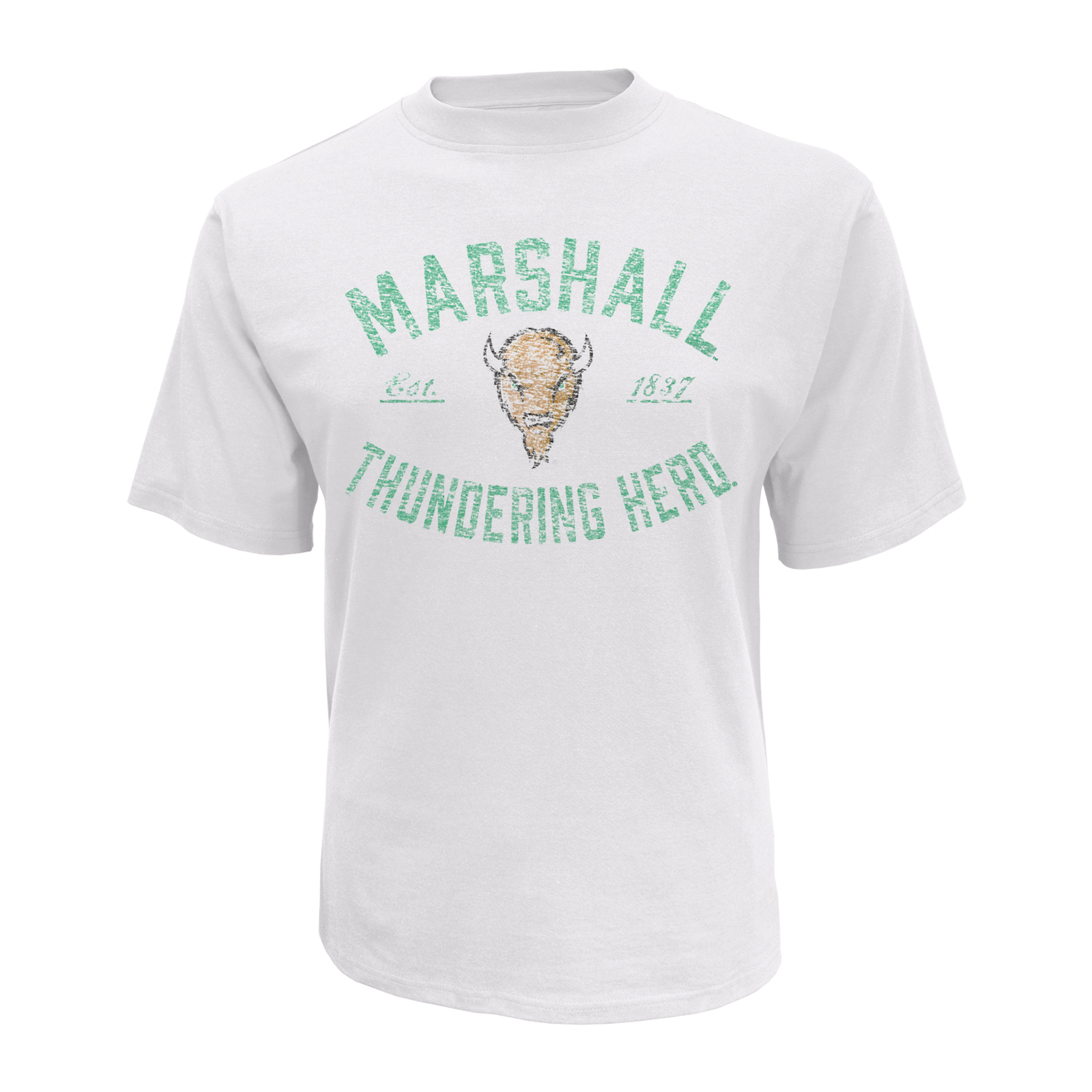 petite NCAA Men's Short-Sleeve T-Shirt - Marshall Thundering Herd, Size: XL