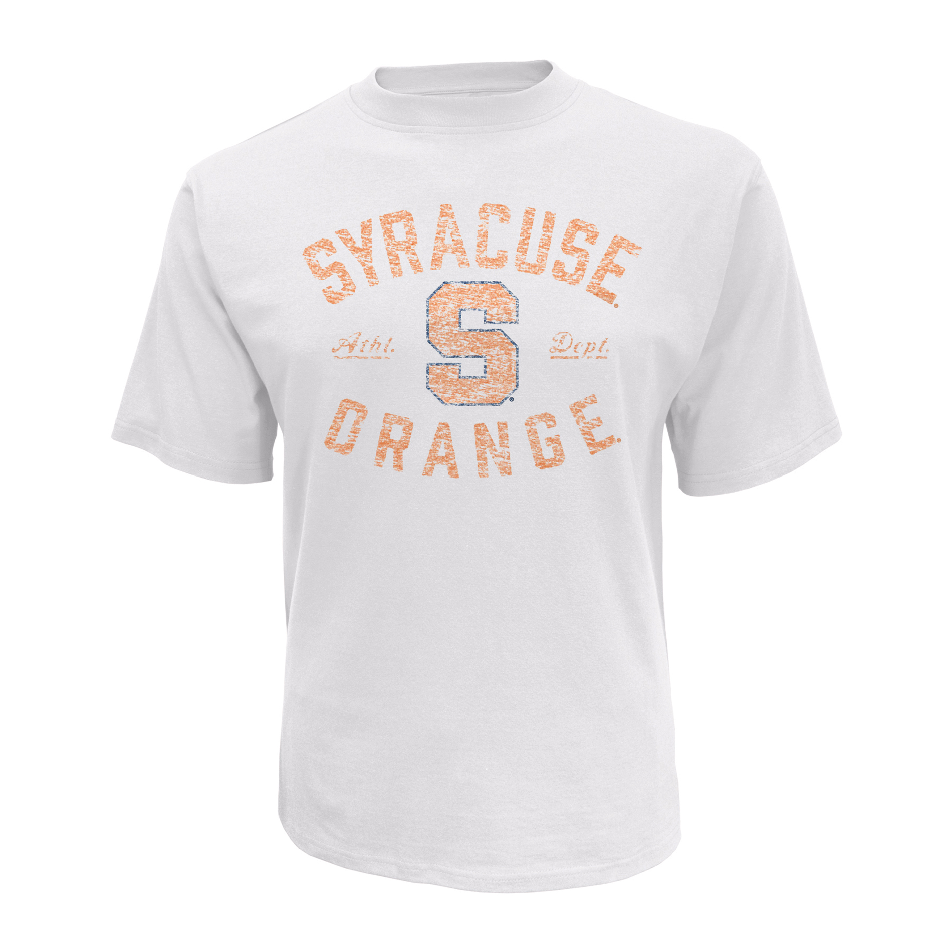 petite NCAA Men's Short-Sleeve T-Shirt - Syracuse Orange, Size: XL