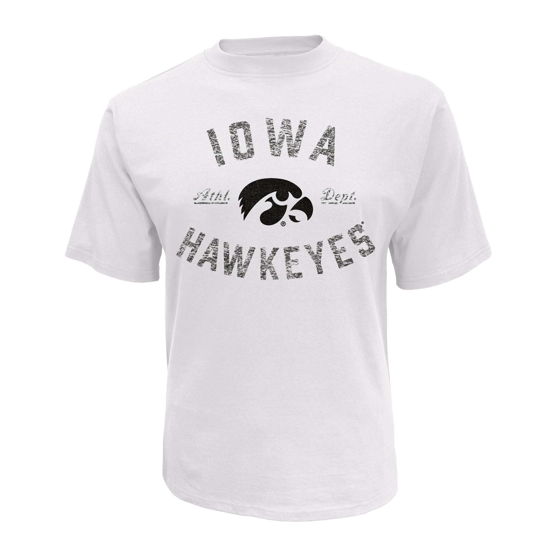 petite NCAA Men's Short-Sleeve T-Shirt - Iowa Hawkeyes, Size: XL