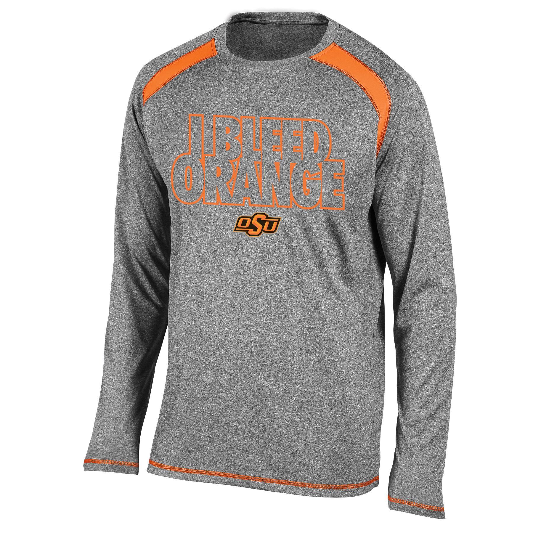 NCAA Men's Big & Tall Athletic Shirt - Oklahoma State University Cowboys PartNumber: 046VA91024212P MfgPartNumber: 7AXHE24KMF