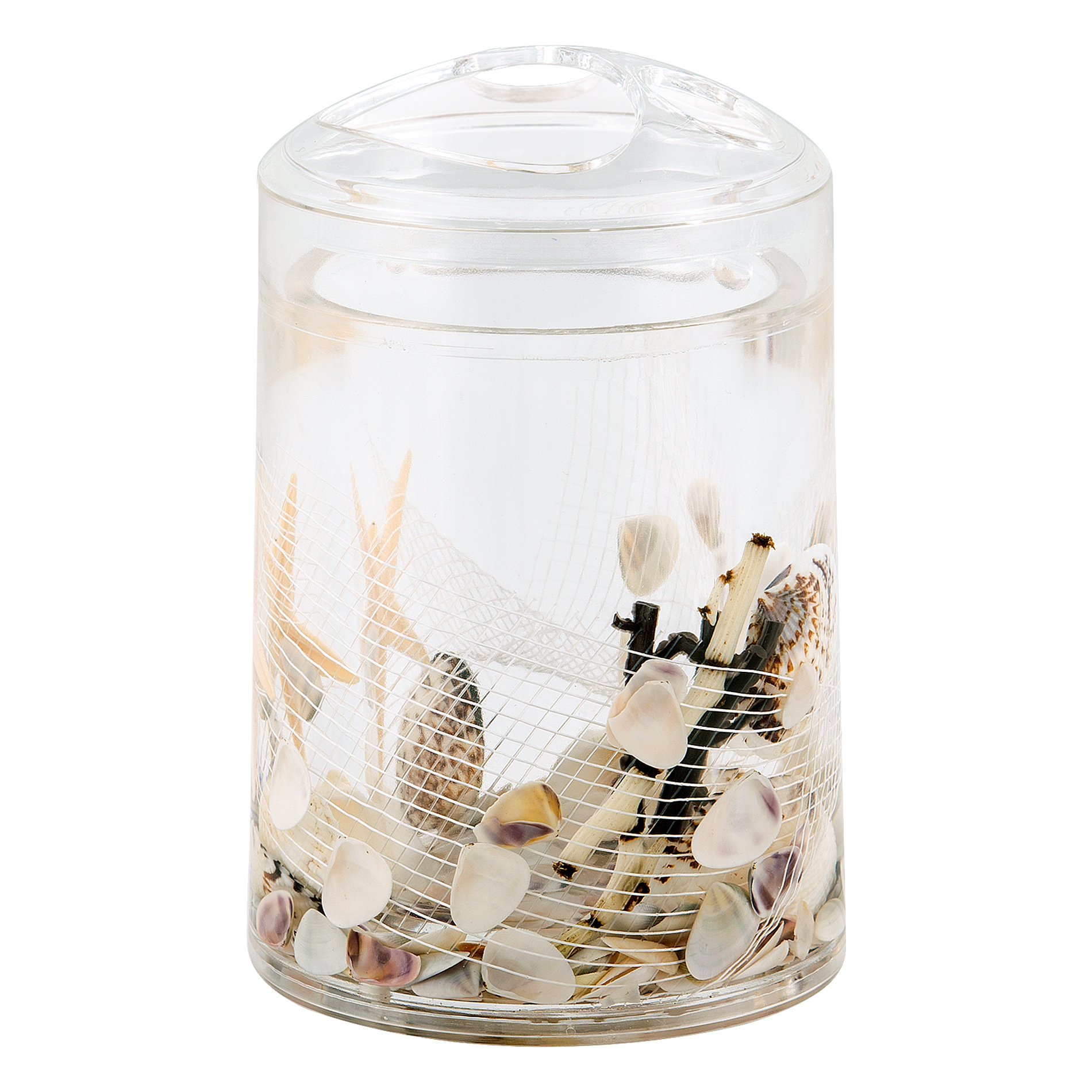 Image of Toothbrush Holder - Seashell