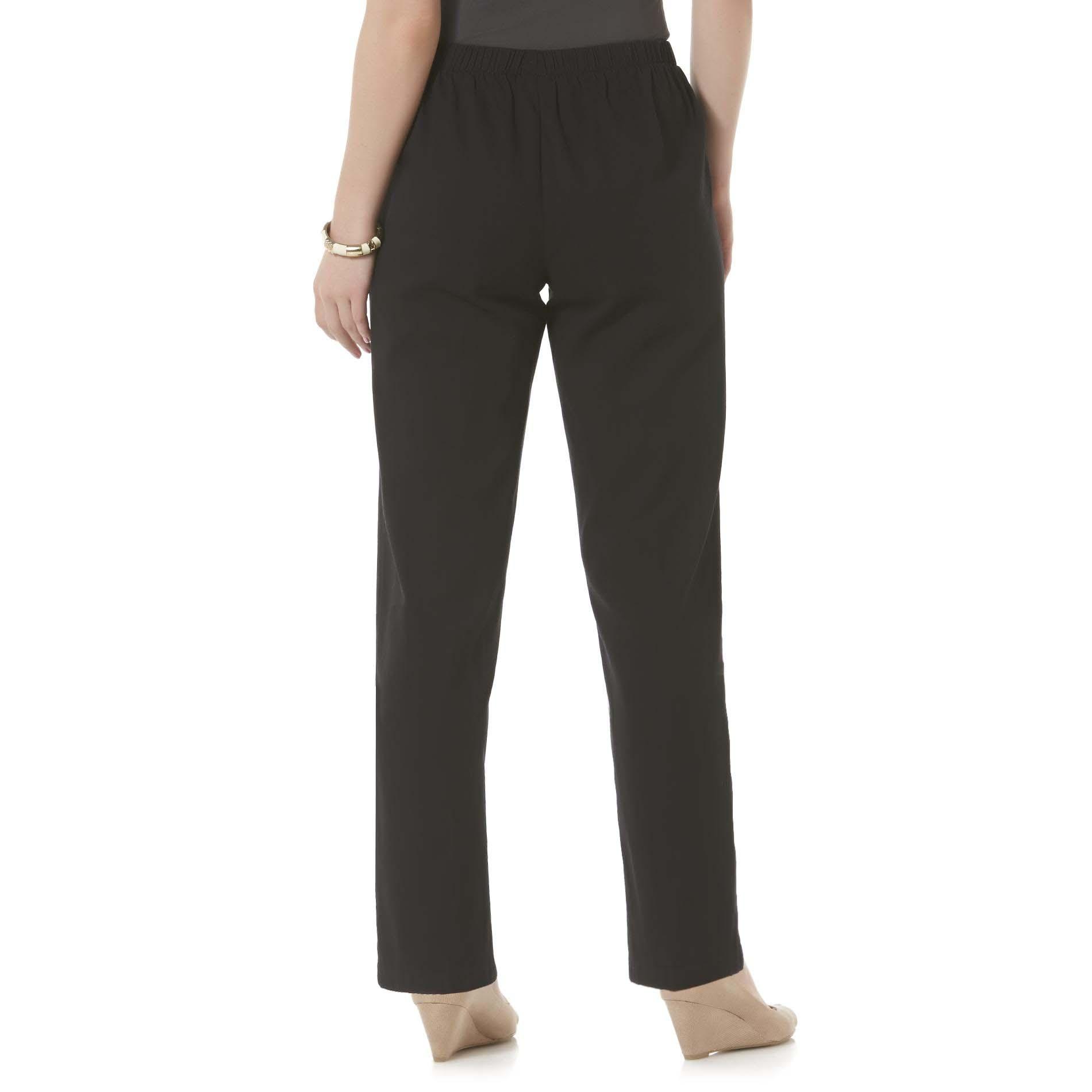 Laura Scott Petite's Elastic Waist Pants