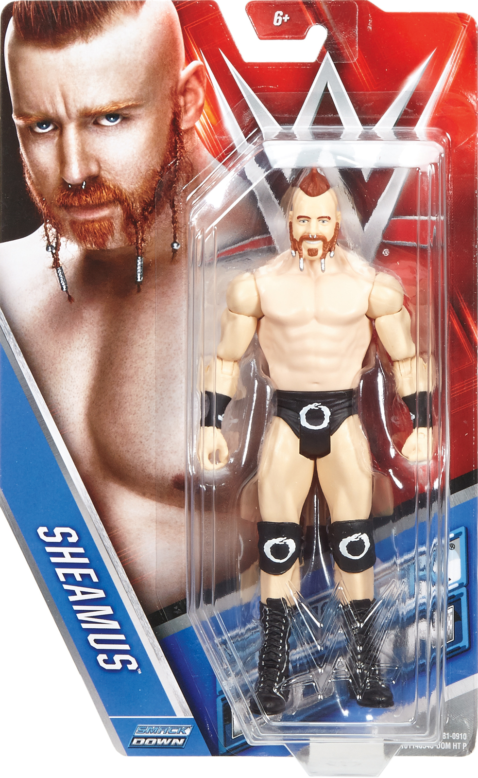 Sheamus - WWE Series 65 Toy Wrestling Action Figure 004V003649060000