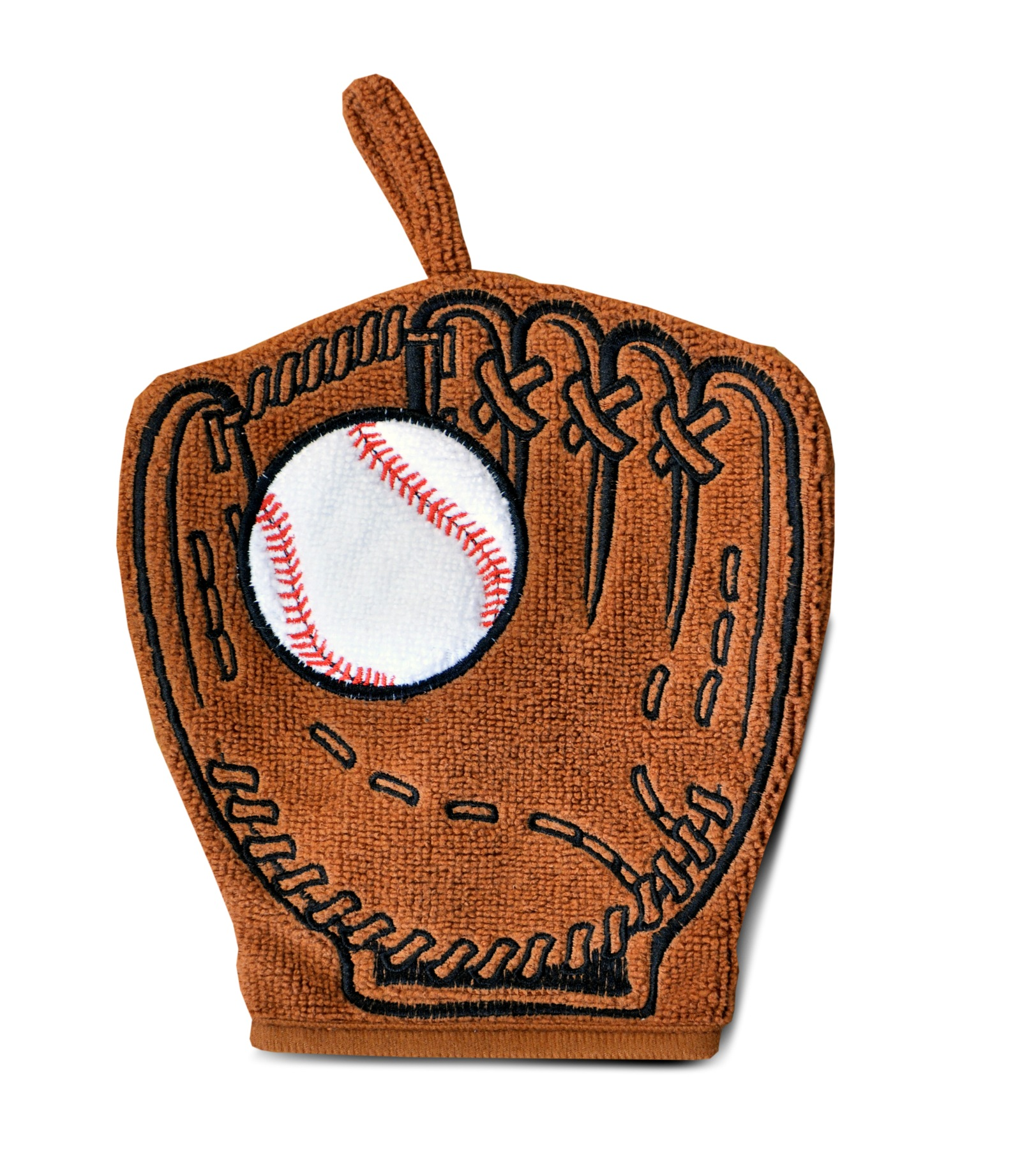 CRB Sports Baseball Bath Mitt