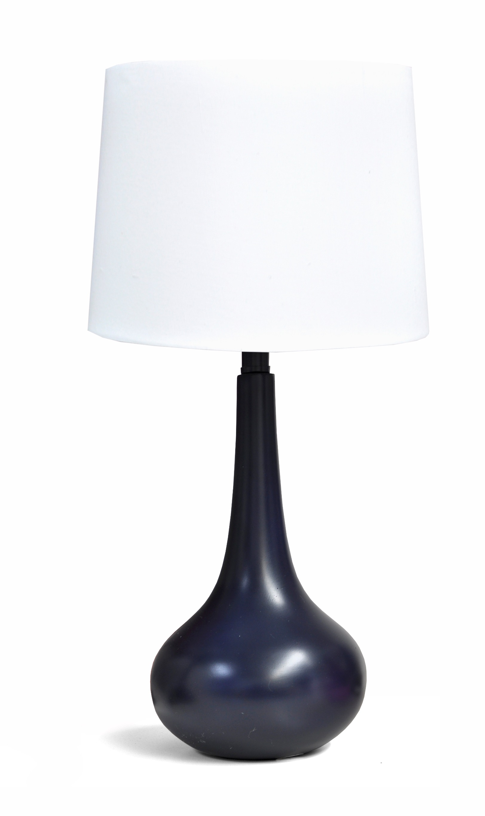 Navy Candy Drop Lamp with White Shade PartNumber: 02482106000P KsnValue: 02482106000 MfgPartNumber: SK639055
