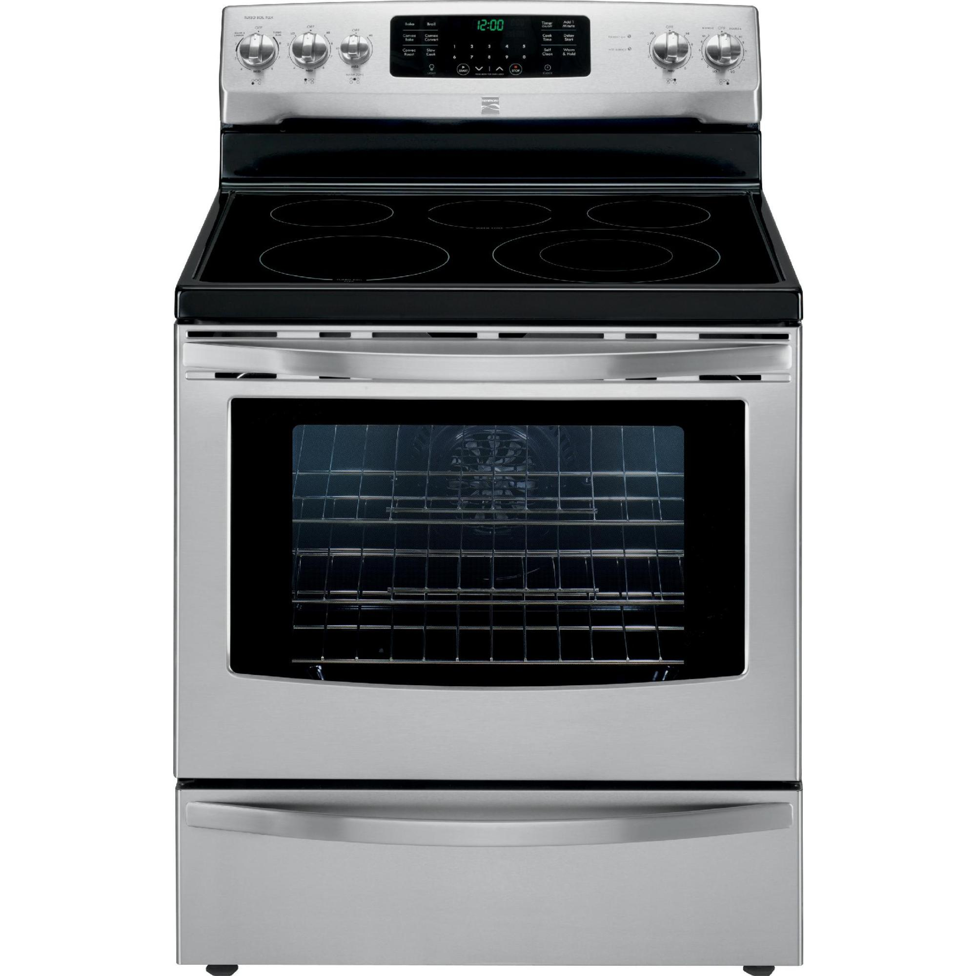 Kenmore-94203-5-7-cu-ft-Electric-Range-w-True-Convection-Stainless-Steel