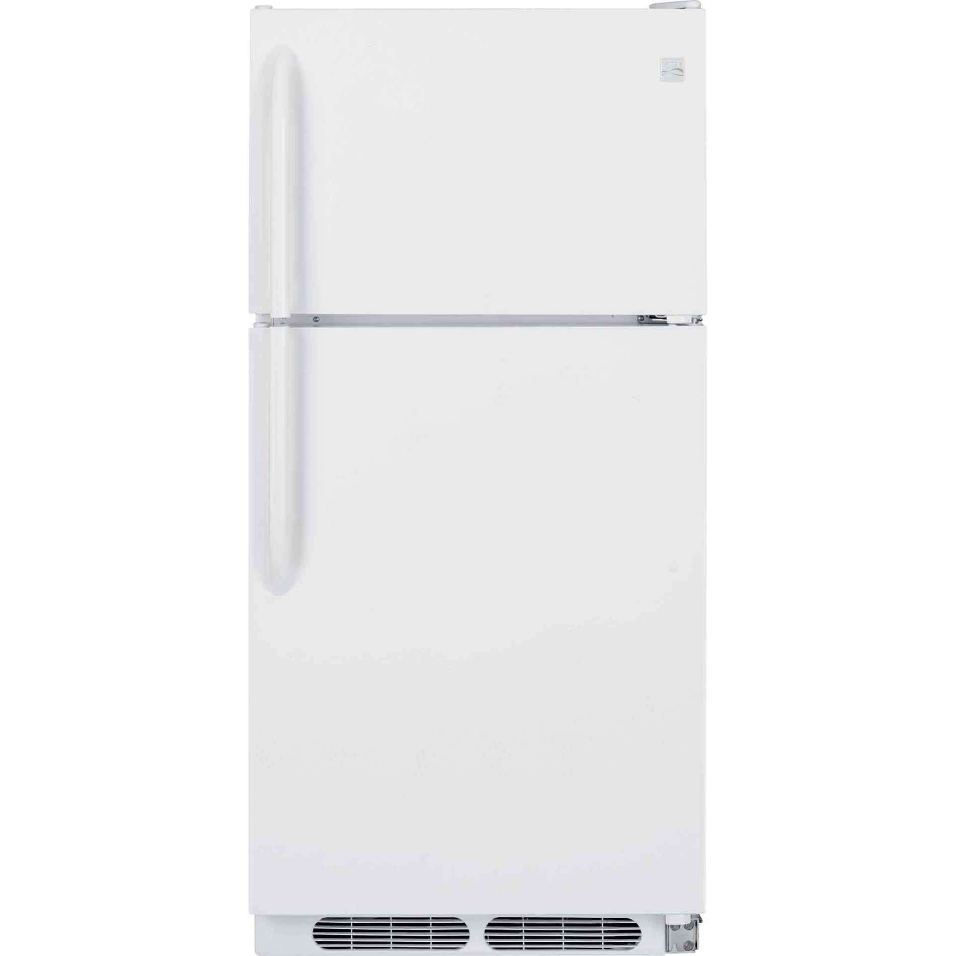 Kenmore 60302  14.8 cu. ft. Top-Freezer Refrigerator - White PartNumber: 04660302000P KsnValue: 04660302000 MfgPartNumber: 60302