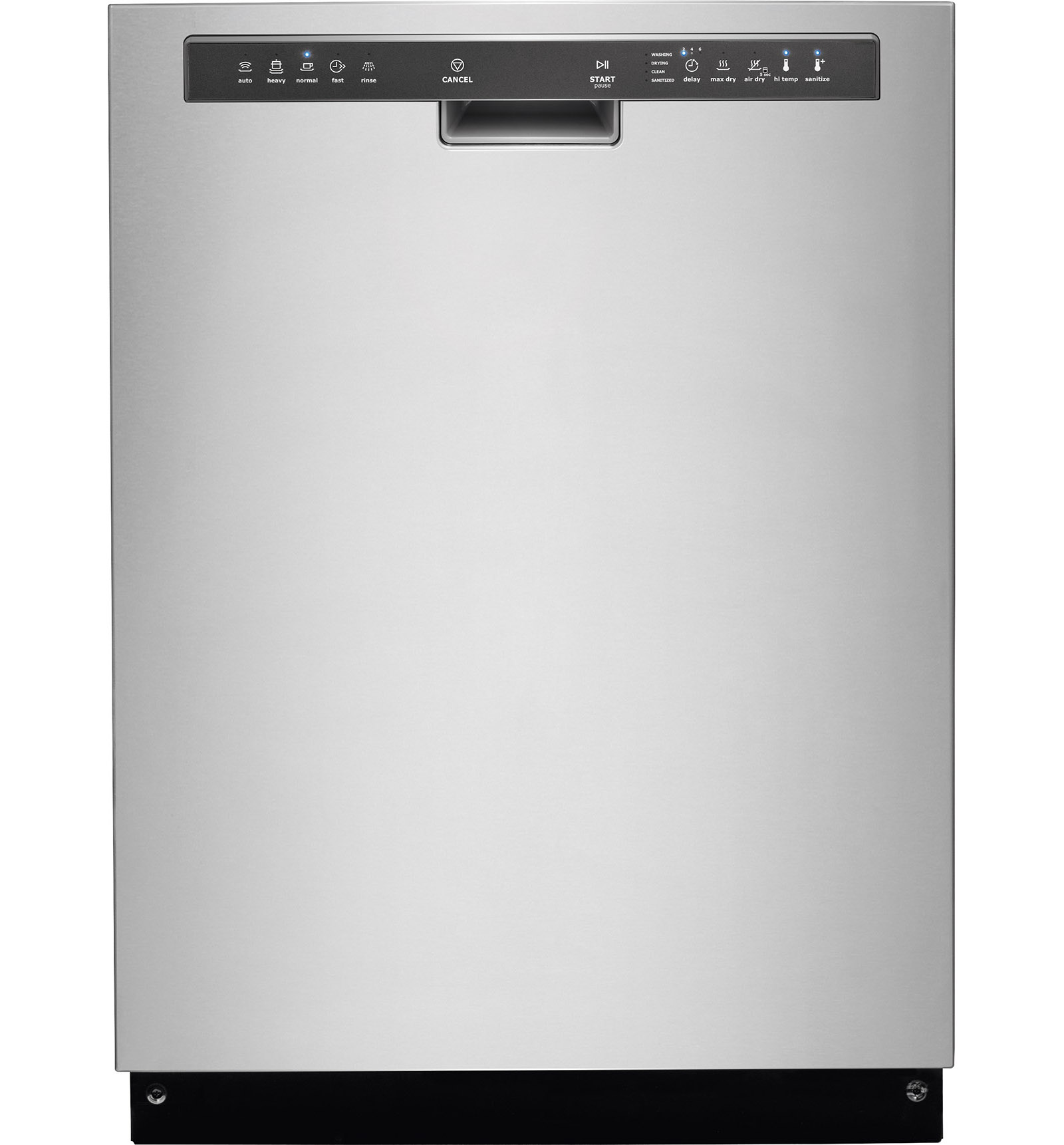 Electrolux EI24CD35RS 24 Built-In Dishwasher w/ Third Rack - Stainless Steel