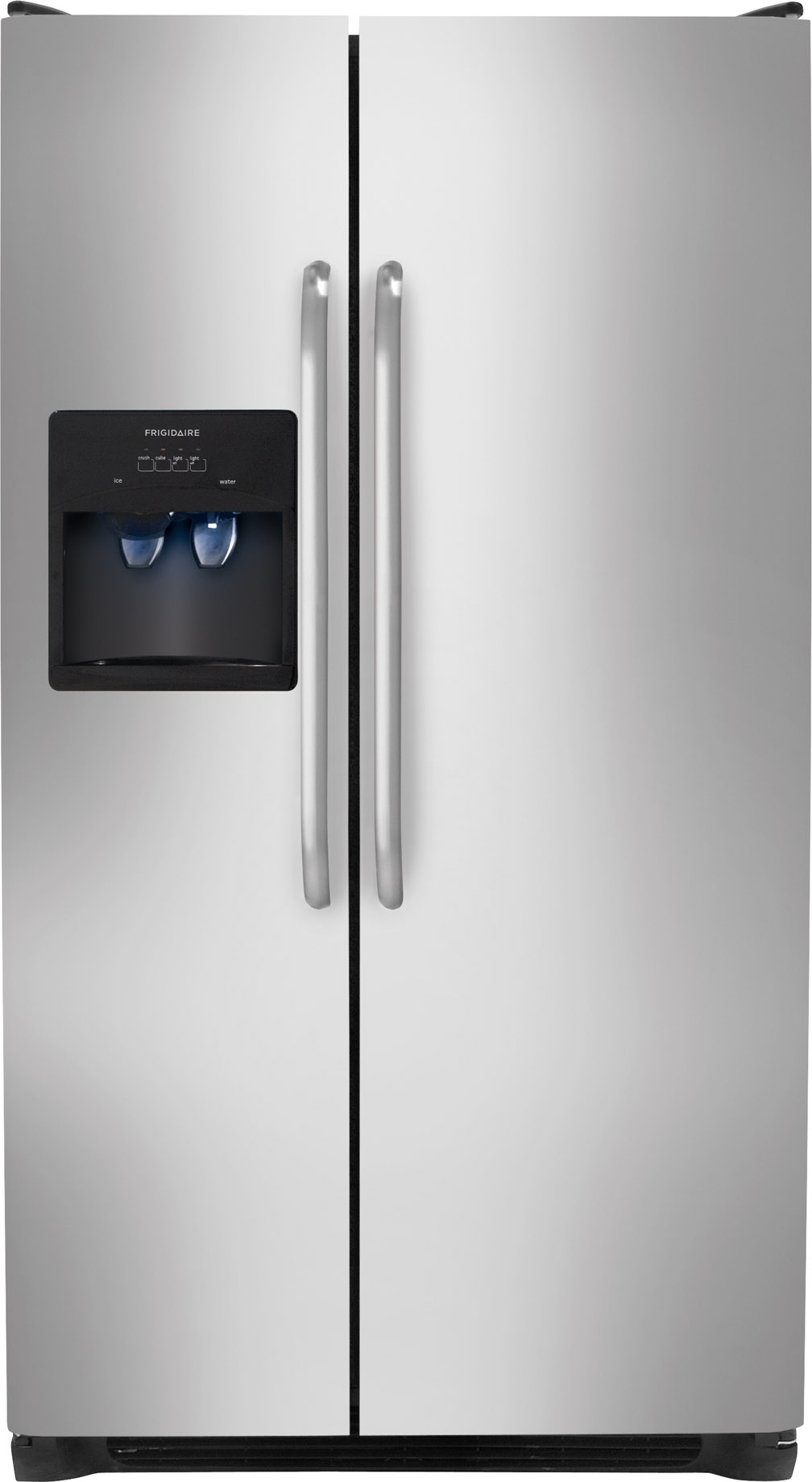 Frigidaire FFSS2614QS 25.5 Cu. Ft. Side-by-Side Refrigerator - Stainless Steel