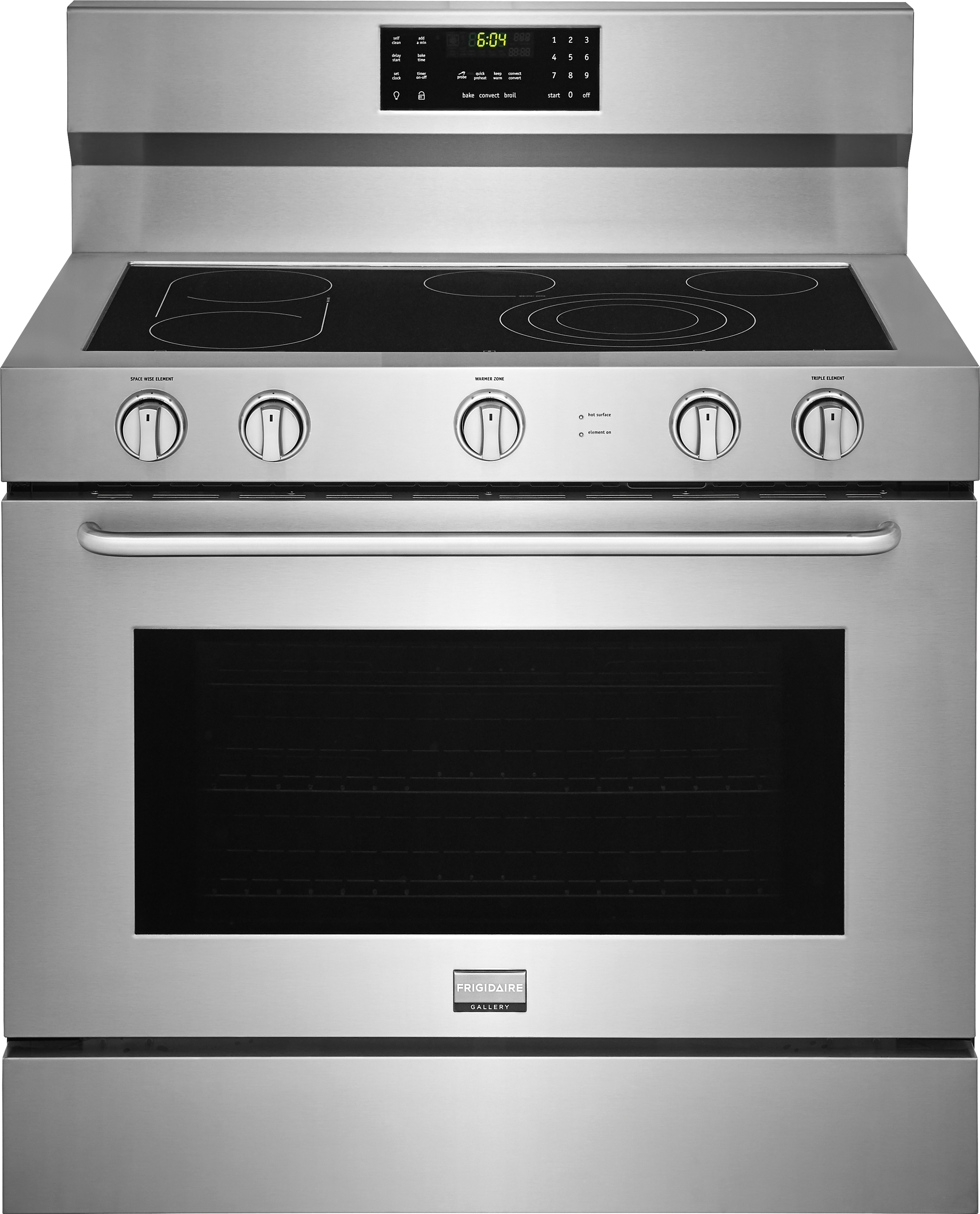 Frigidaire Gallery Fgef4085ts 40 Quot Electric Range