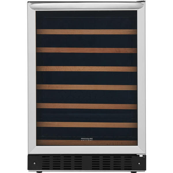 Frigidaire Gallery FGWC5233TS  52-Bottle Wine Cooler