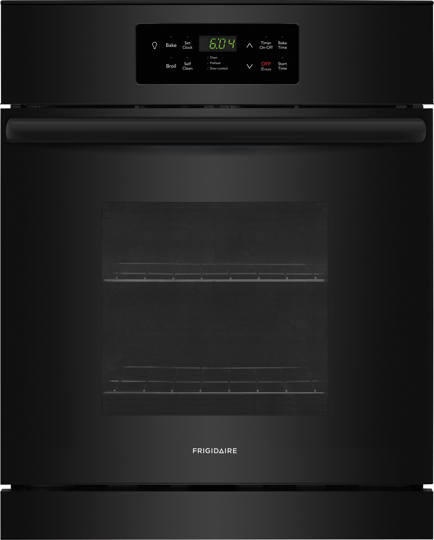 """""""""""""""Frigidaire FFEW2426UB 24"""""""""""""""" Electric Wall Oven - Black"""""""""""" im test"""