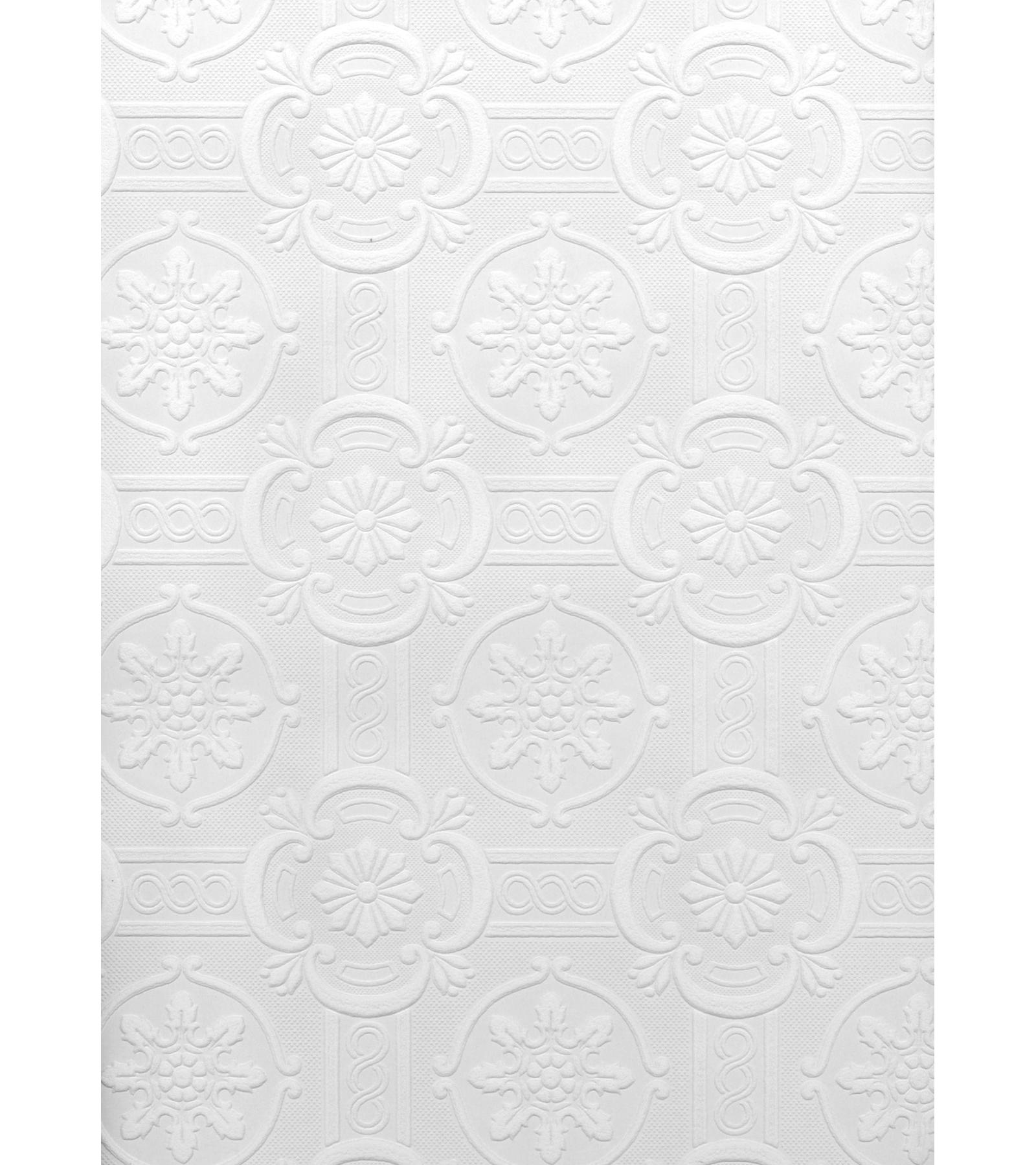 Reuben Ornate Tiles Paintable Wallpaper PartNumber: 03005283000P KsnValue: 7492836 MfgPartNumber: 497-99422