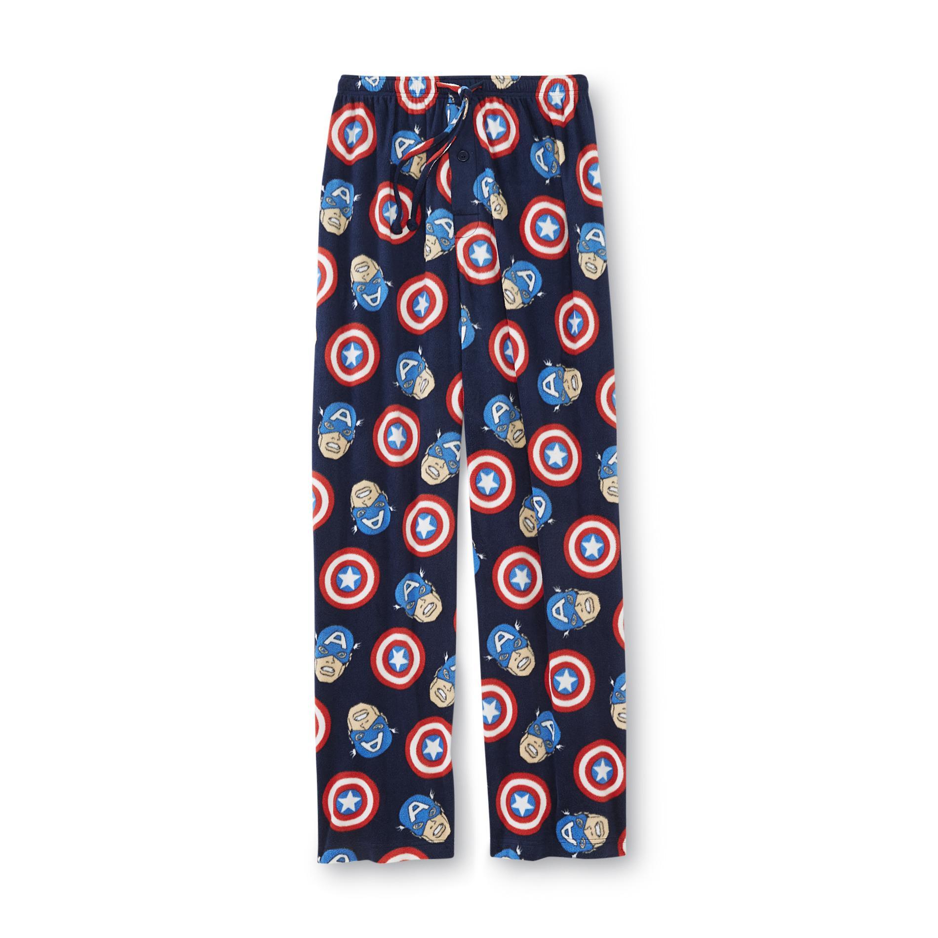 Disney Captain America Men's Lounge Pants