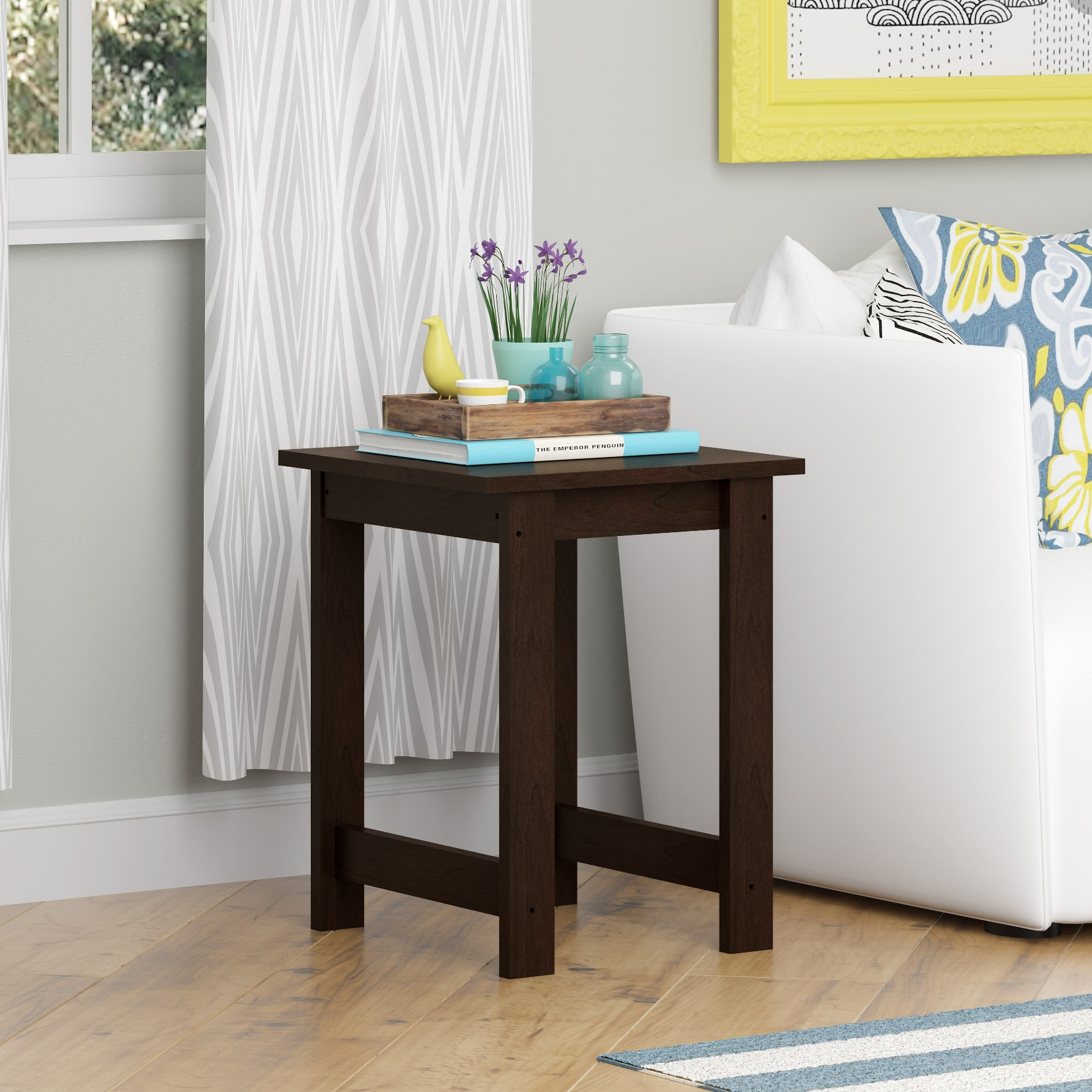 & Good To Go Side Table - Cherry