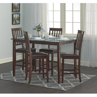 Home Cayman 5pc High Top Dining Set Home Furniture Dining