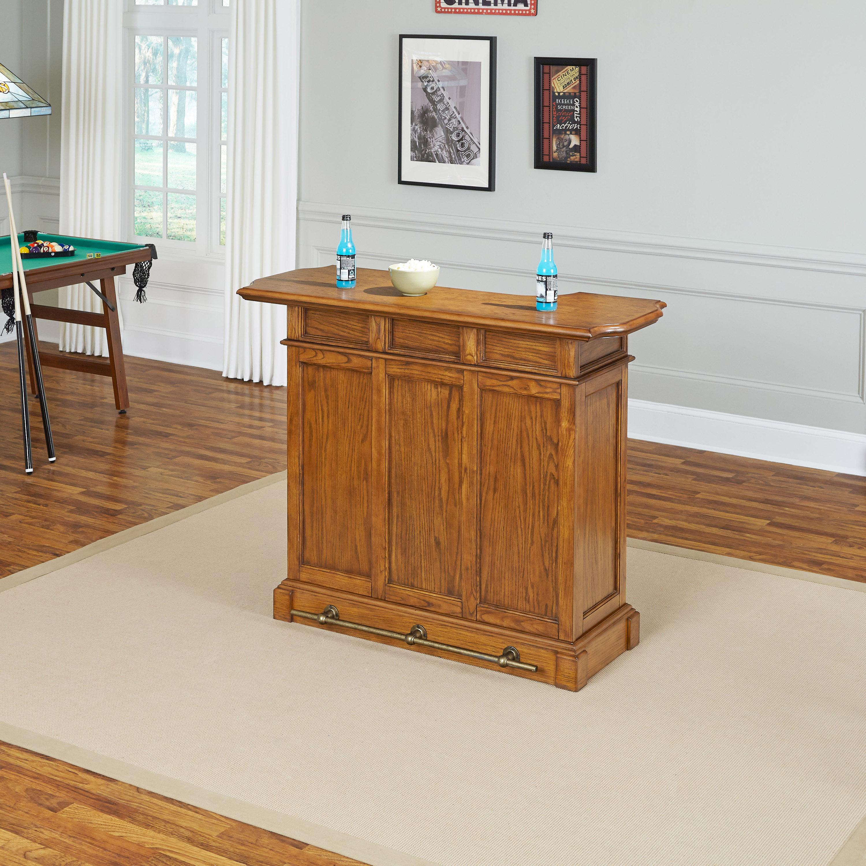 Home Styles Americana Home Bar In Oak