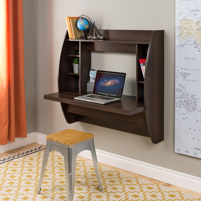Лучшие настенные и настольные конструкции столов для небольш.