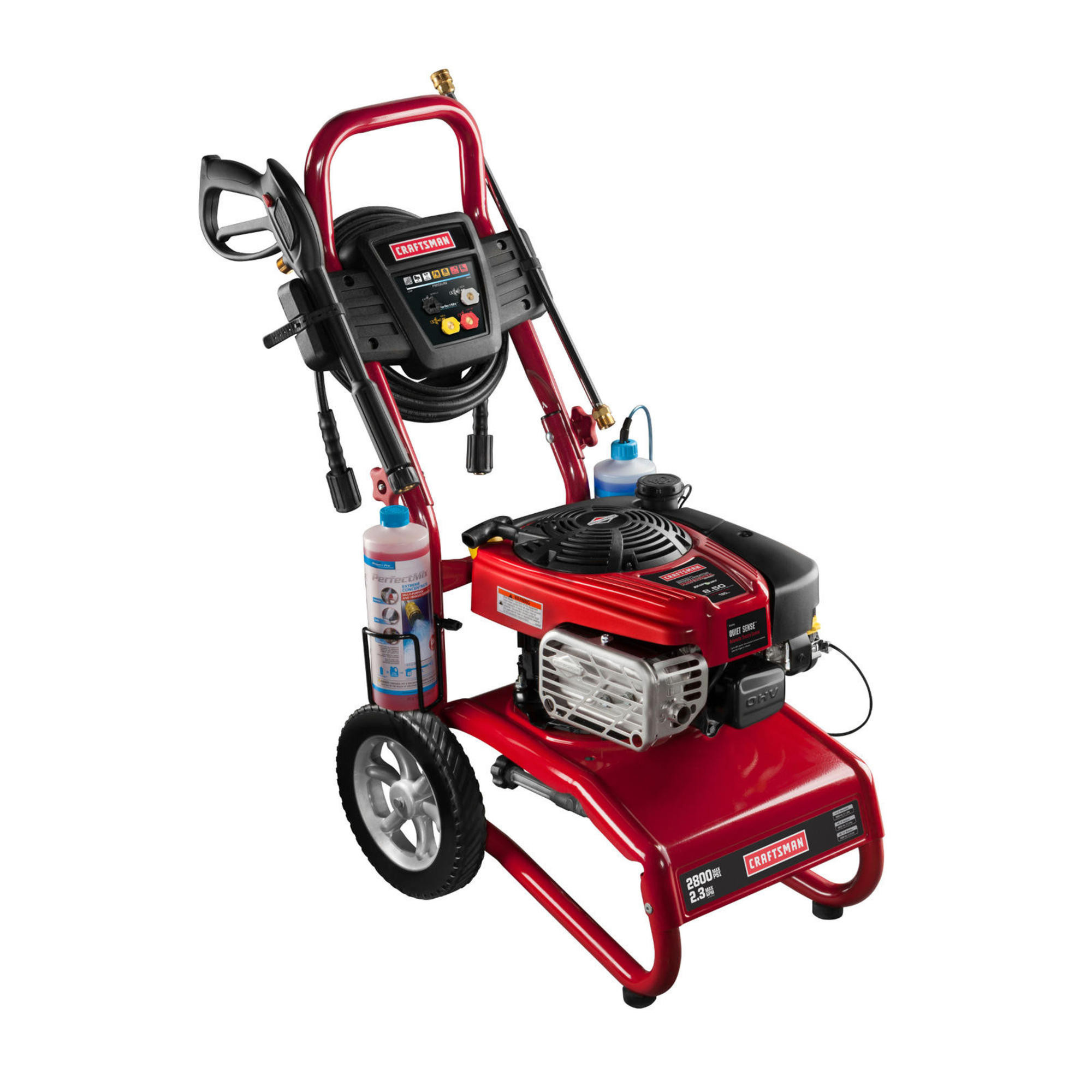 Craftsman 2800 PSI 2.3 GPM 4-Cycle Gas Powered Pressure Washer