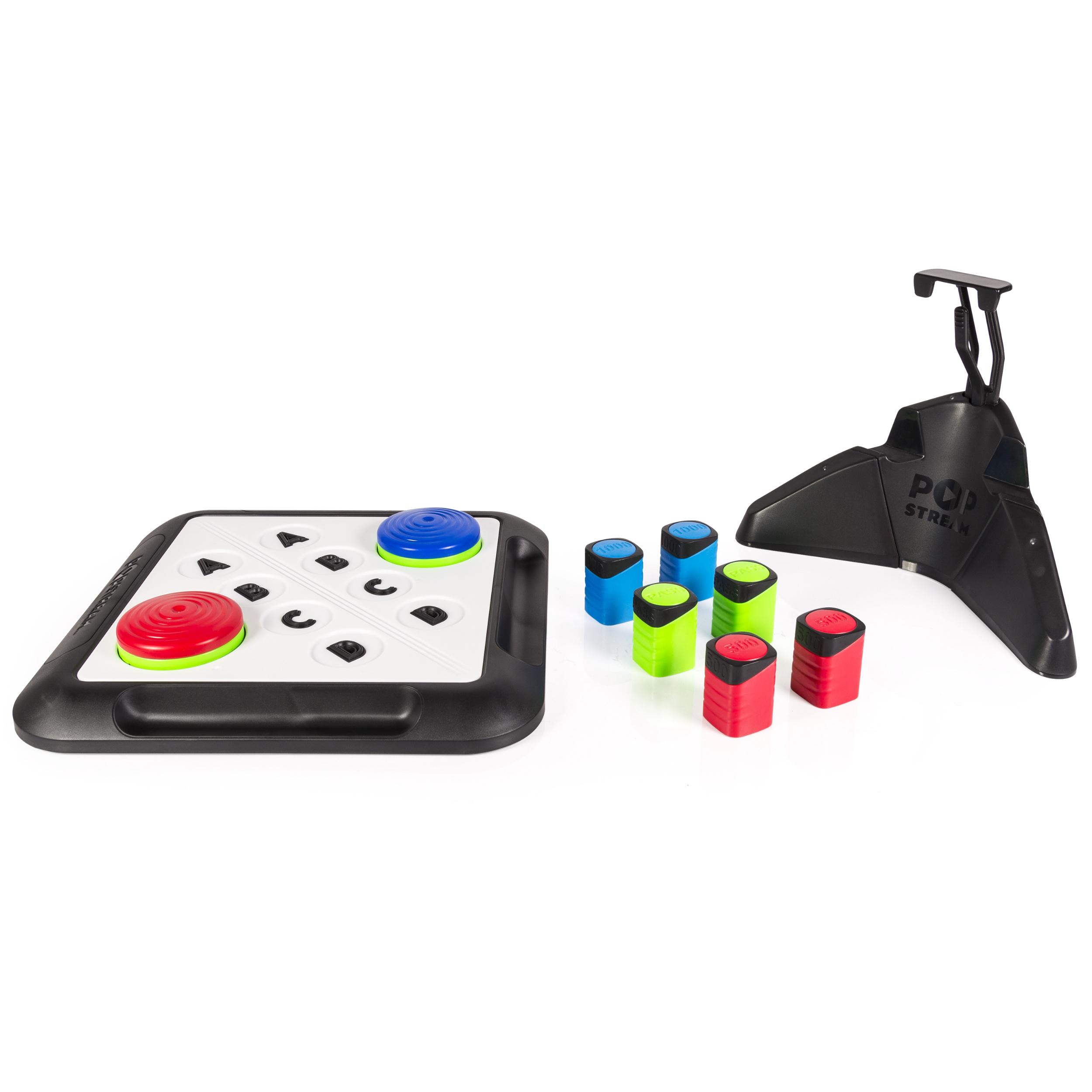 Spin Master Games - Pop Stream Board Game PartNumber: 004W006860326001P KsnValue: 004W006860326001 MfgPartNumber: 6022565