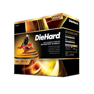 a34c28d2f DieHard Gold 16  225A 6 Gauge Booster Cable