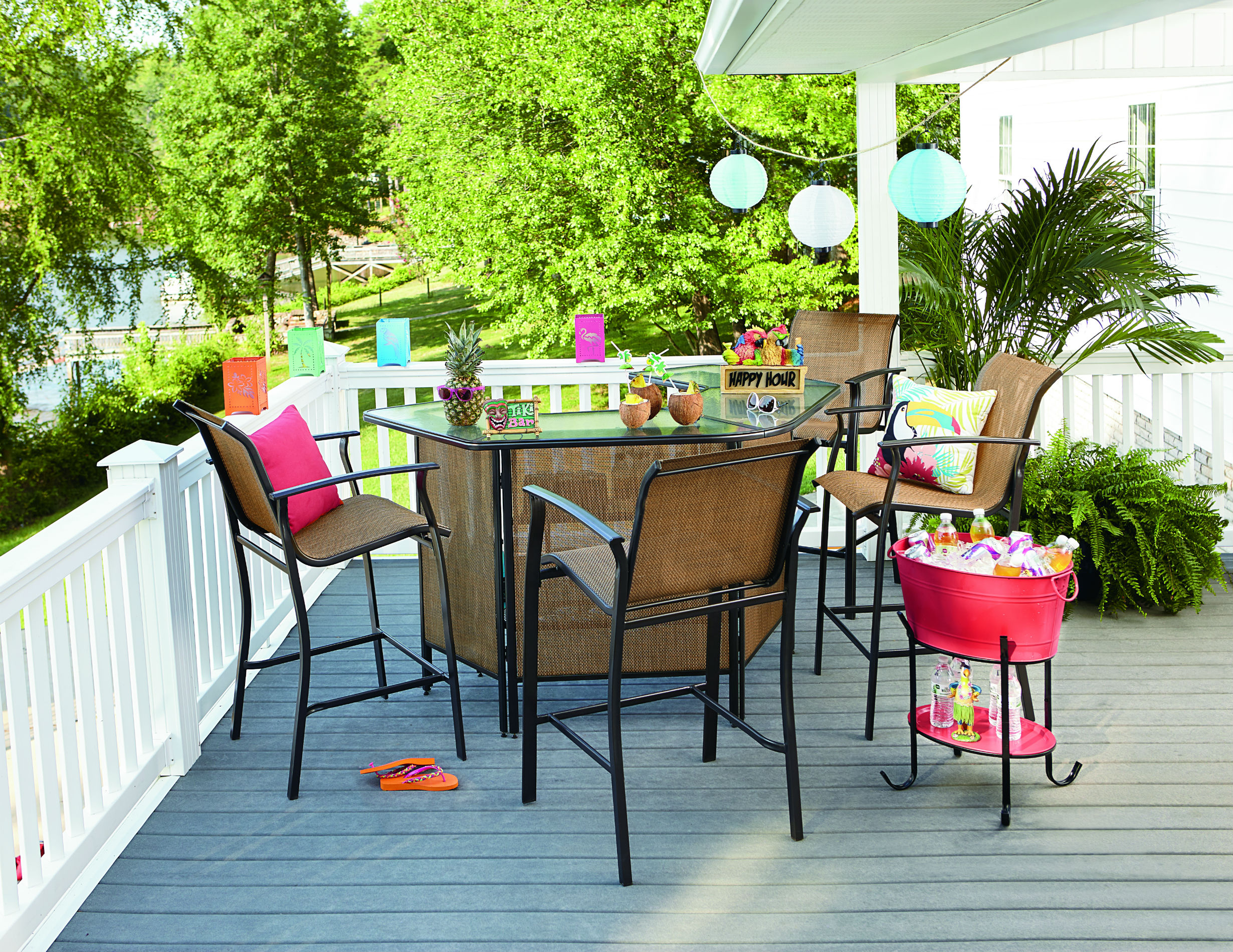 Outdoor Bar Set Kmart