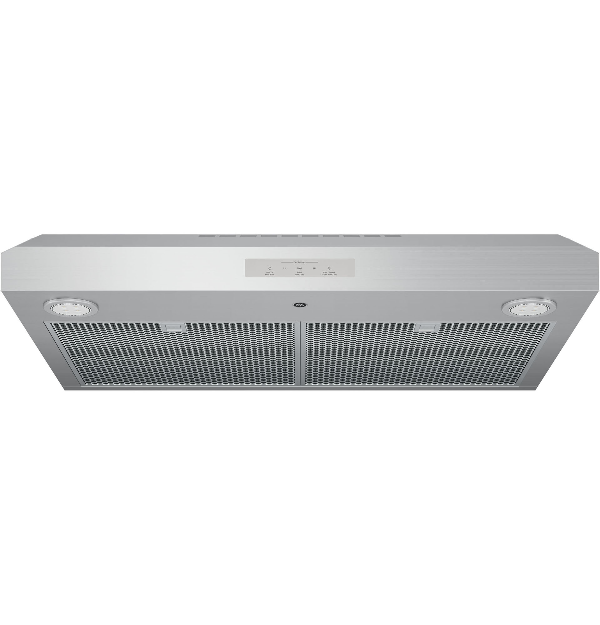 "Image of ""GE Profile Series PVX7300SJSS 30"""" Under the Cabinet Range Hood - Stainless Steel, Stainless steel"""