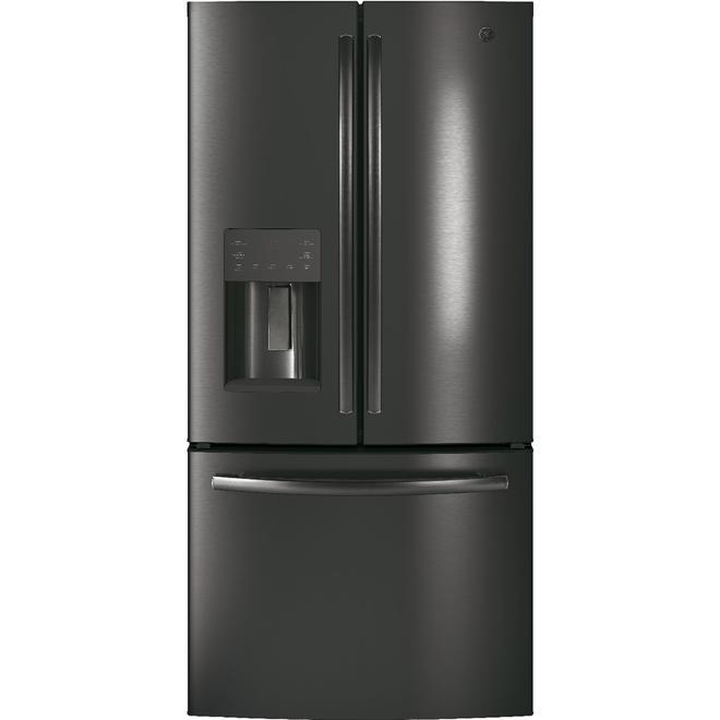Ge Appliances Gye18jblts Energy Star 175 Cu Ft Counter Depth
