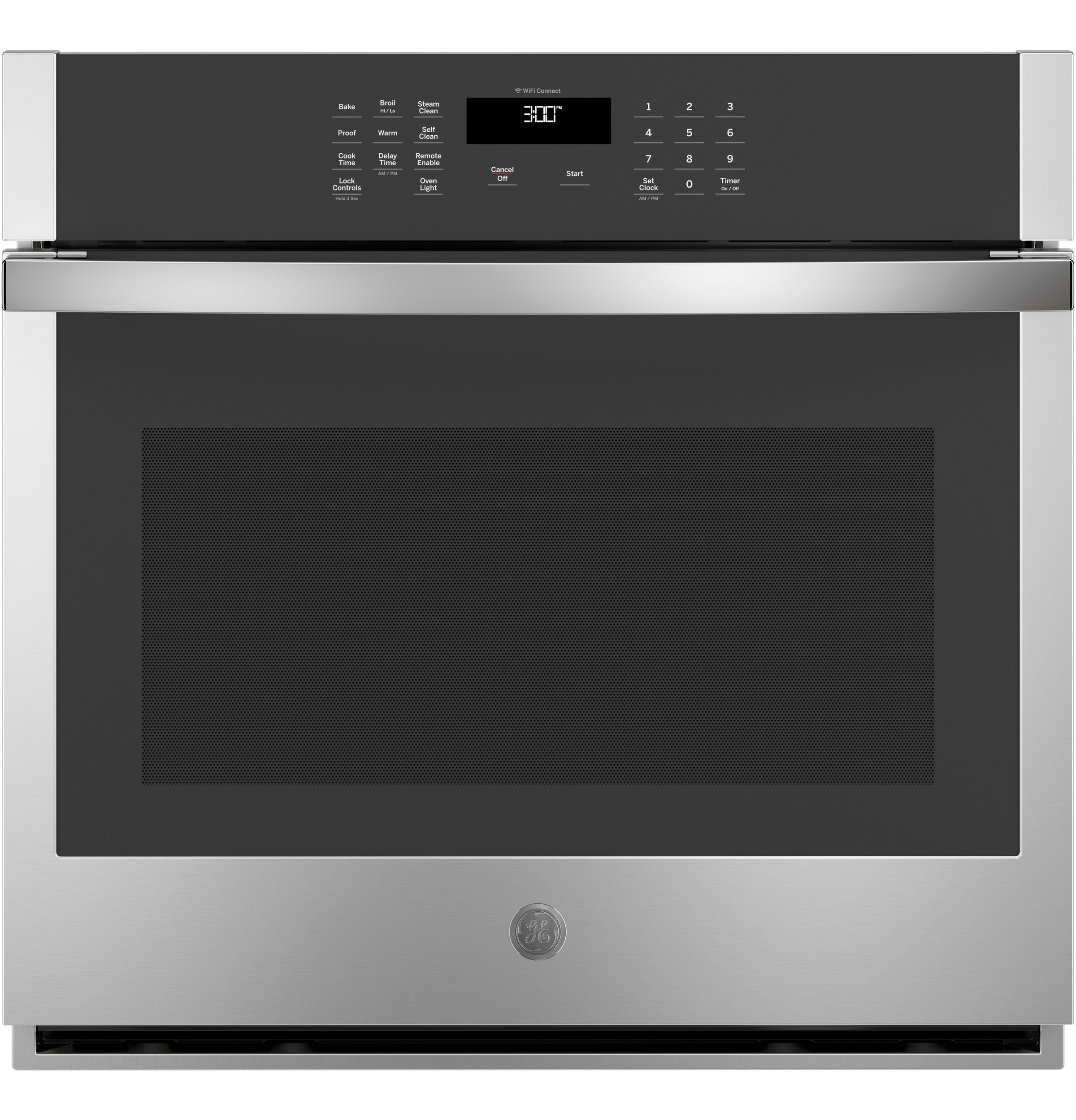 """Image of """"GE JTS3000SNSS 30"""""""" Built-In Wall Oven - Stainless Steel, Stainless steel"""""""