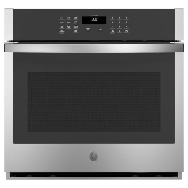 "GE Appliances JTS3000SNSS 30"" Built-In Wall Oven - Stainless Steel"