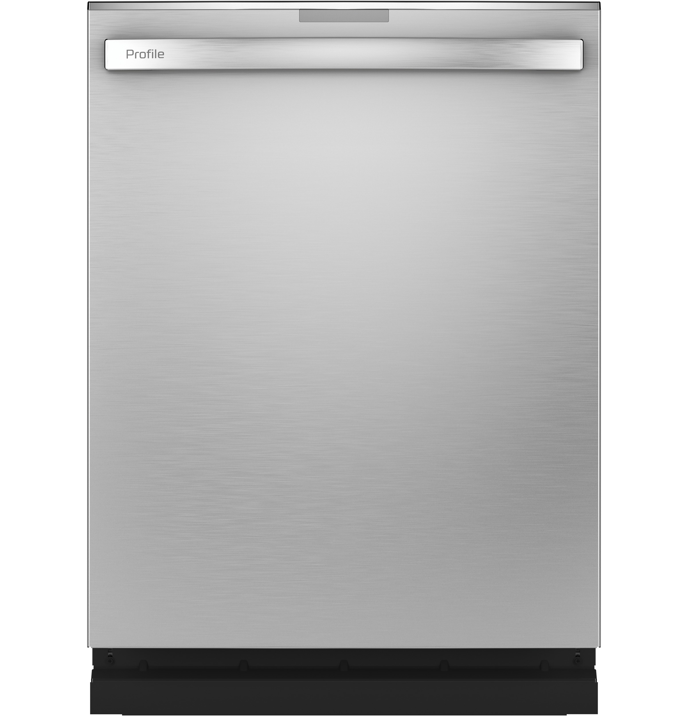 """Image of """"GE Profile Series PDT775SYNFS 24"""""""" Interior Built-in Dishwasher with Hidden Controls - Stainless Steel, Stainless steel"""""""