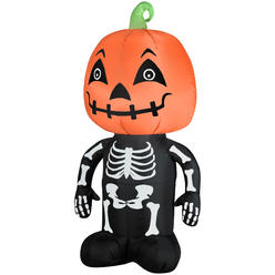 Totally Ghoul Animated Butler Halloween Decoration  from c.shld.net