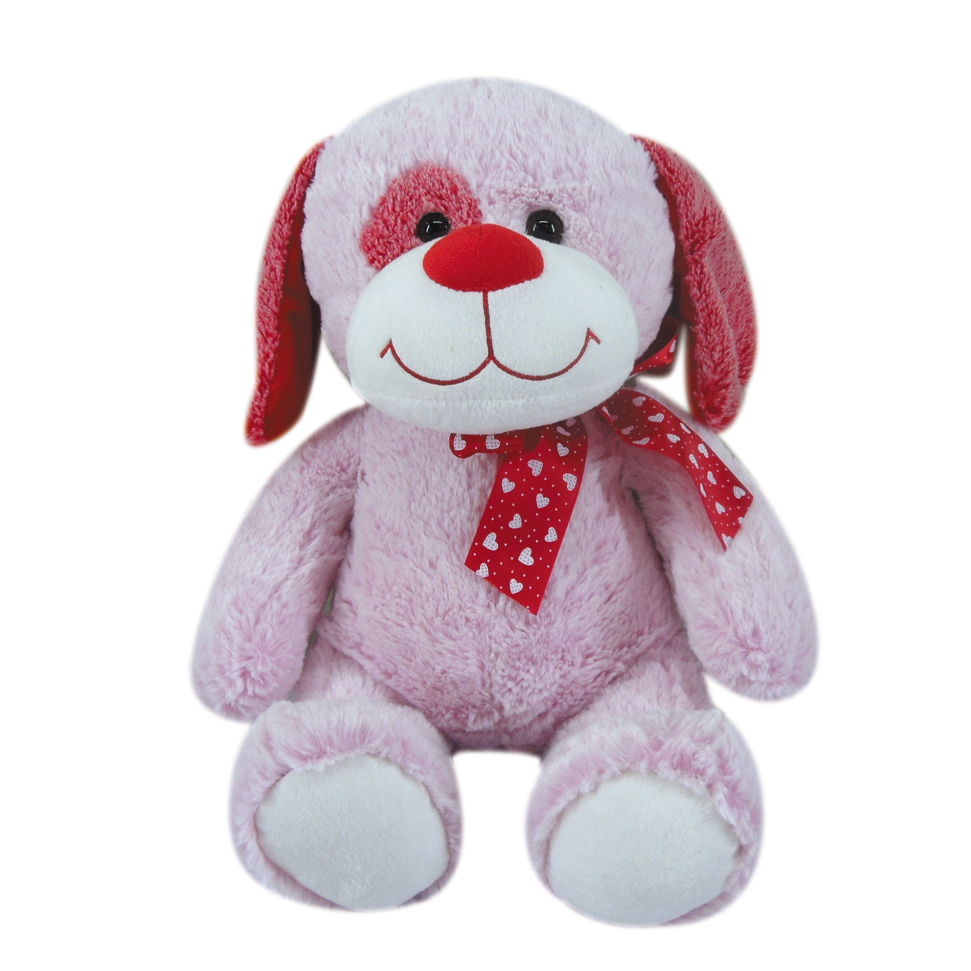 Valentine S Day Dog Toys : Quot valentine s day stuffed animal pink dog