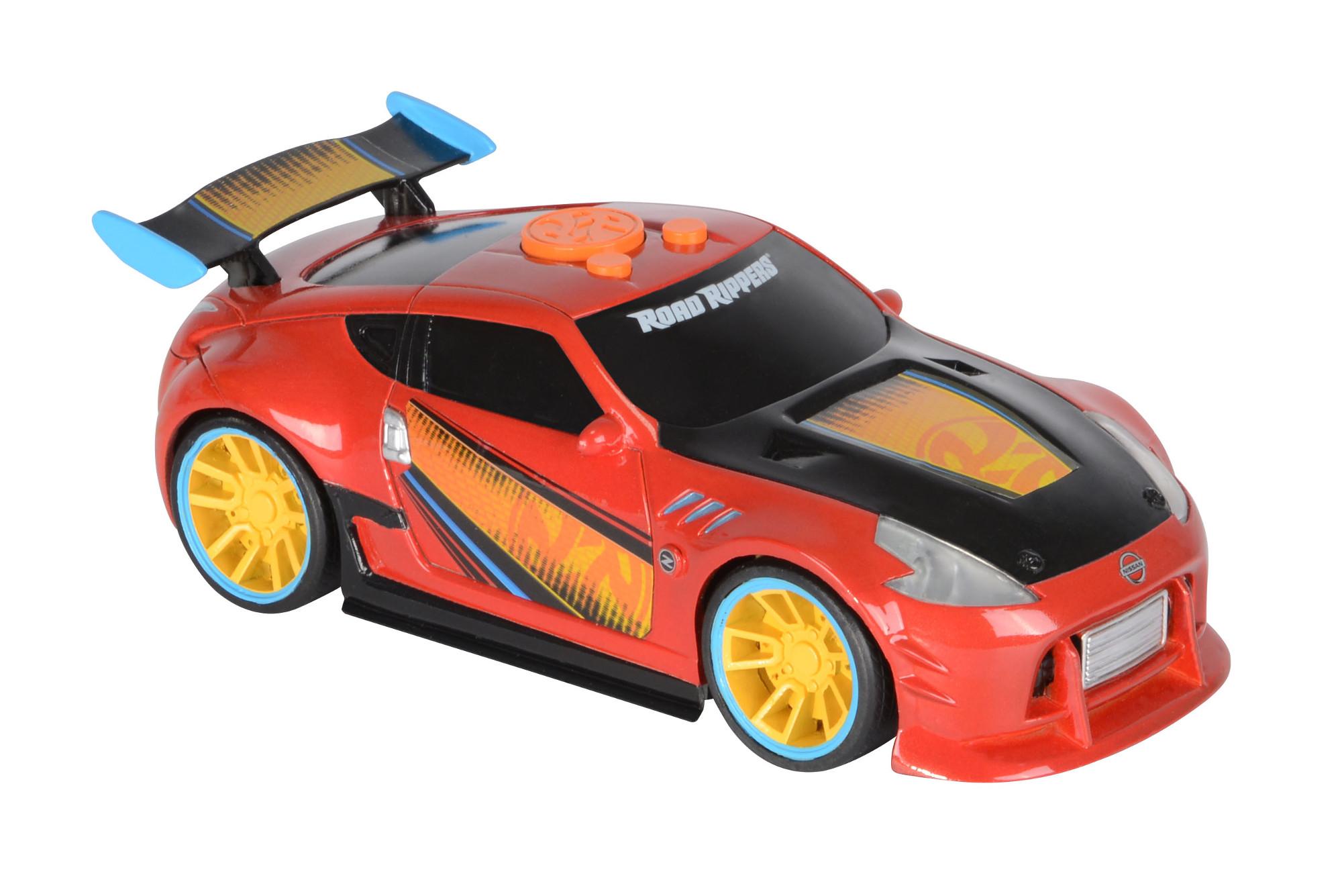 Road Rippers Skidders Motorized Vehicle - Nissan 370Z PartNumber: 004W061349411022P KsnValue: 004W061349411022 MfgPartNumber: 33506/33508