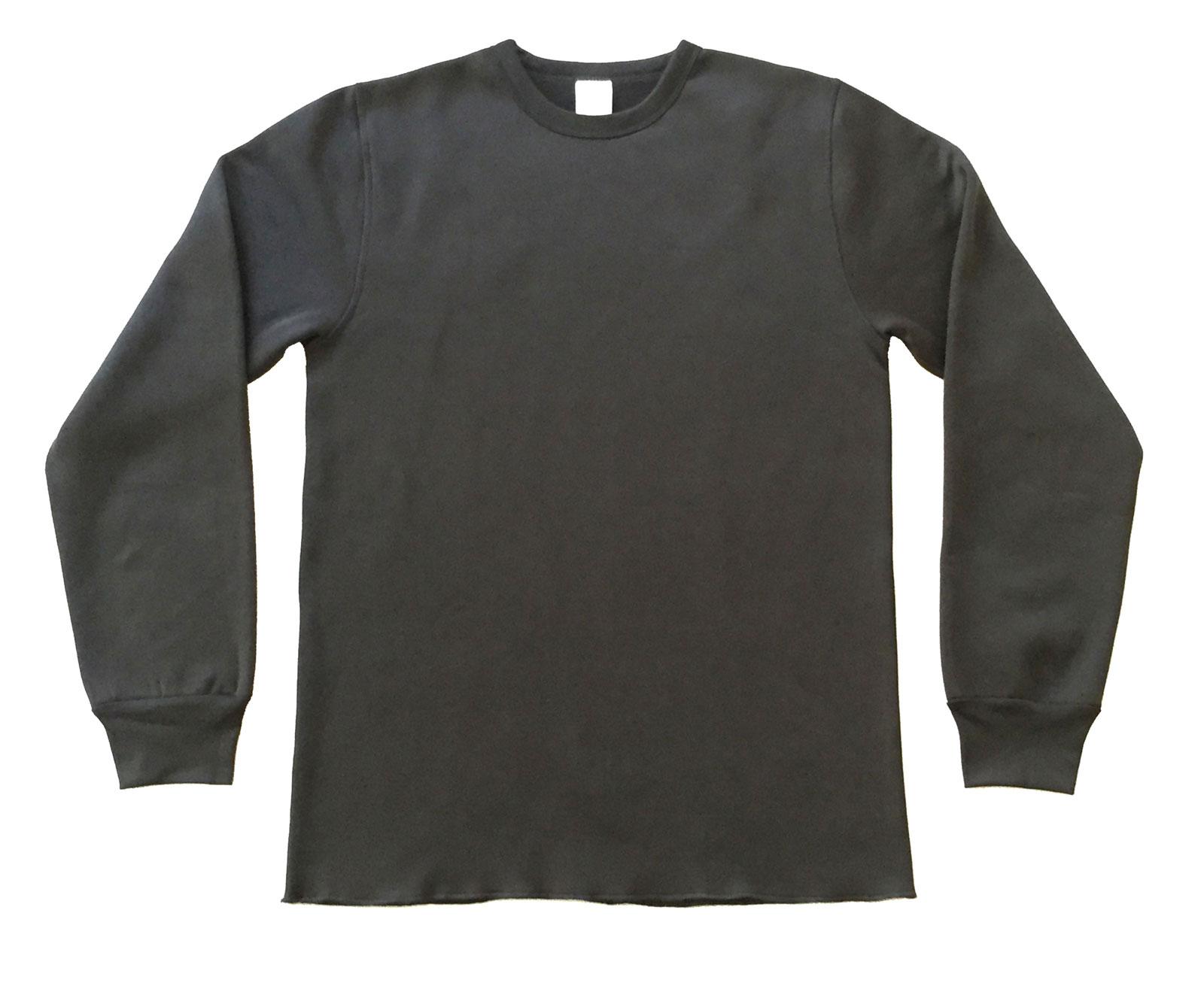 Mens Military Fleece Long Sleeve Top Black M PartNumber: 089W007909686001P KsnValue: 7909686 MfgPartNumber: K985LS