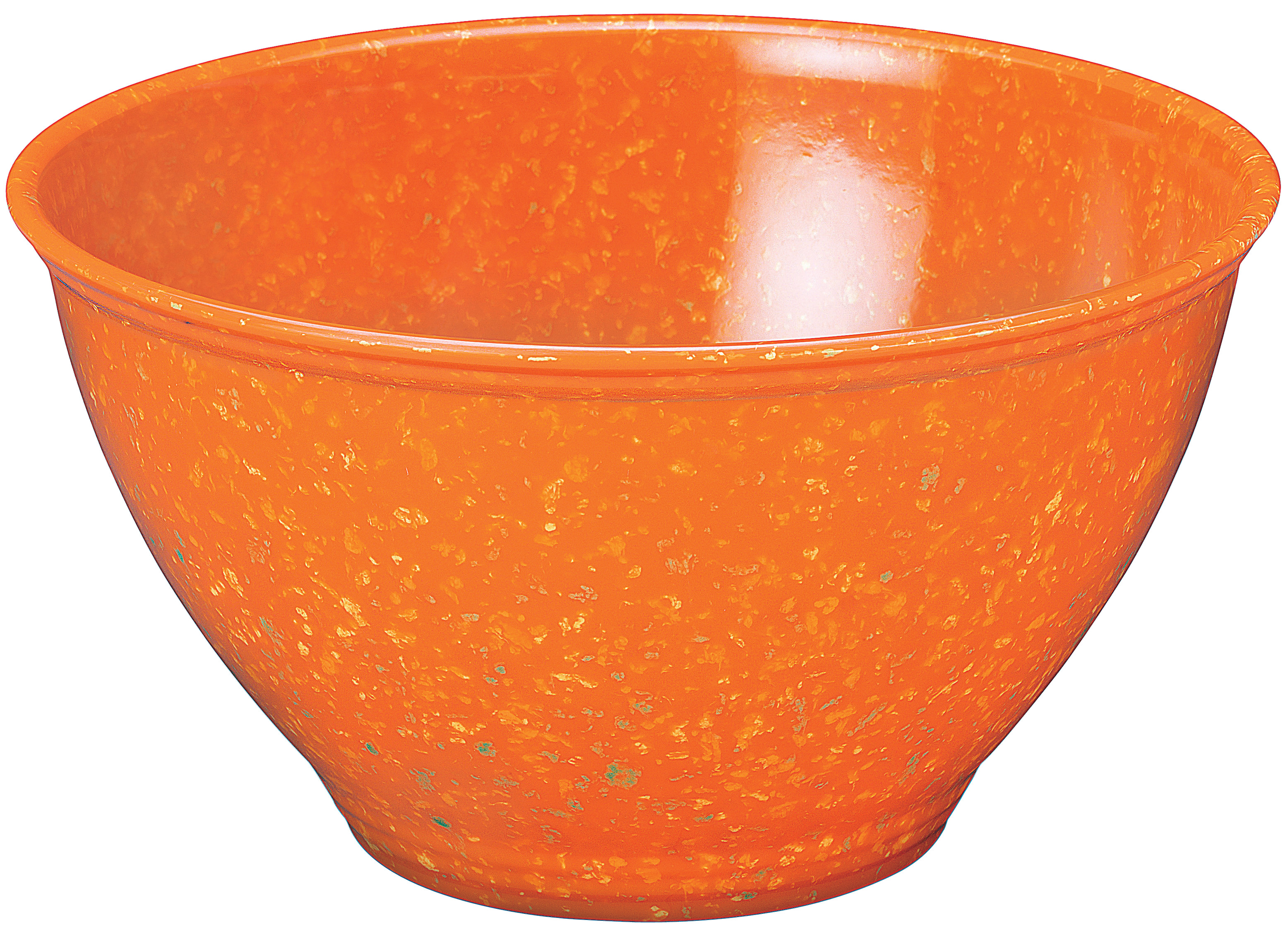 Rachael Ray Accessories Garbage Bowl, Orange